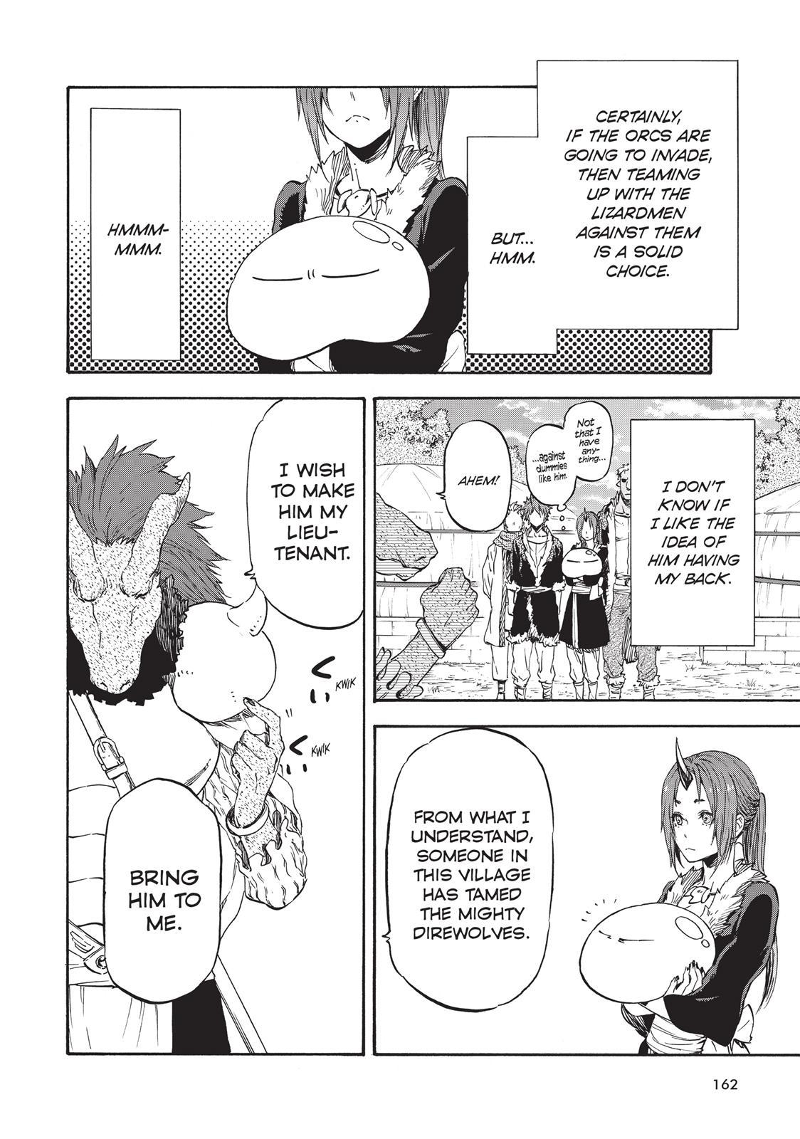 Tensei shitara Slime Datta Ken, Chapter 17 image 005