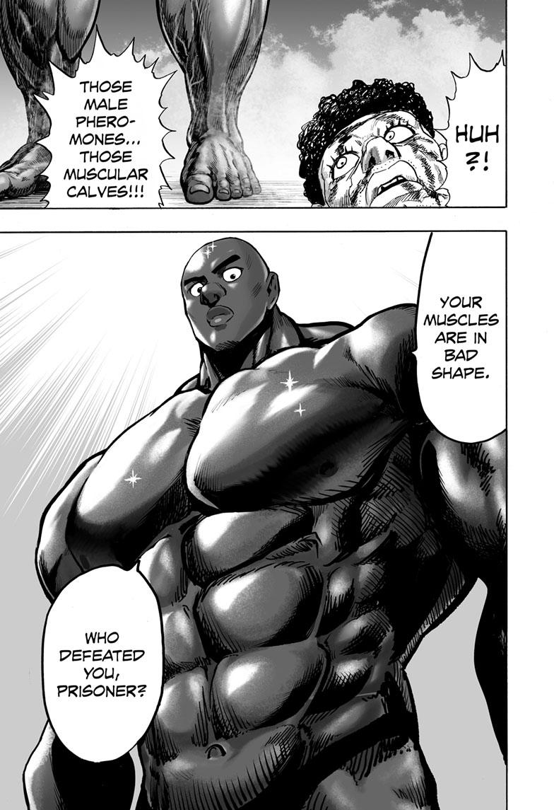 One-Punch Man, Chapter 119 image 004