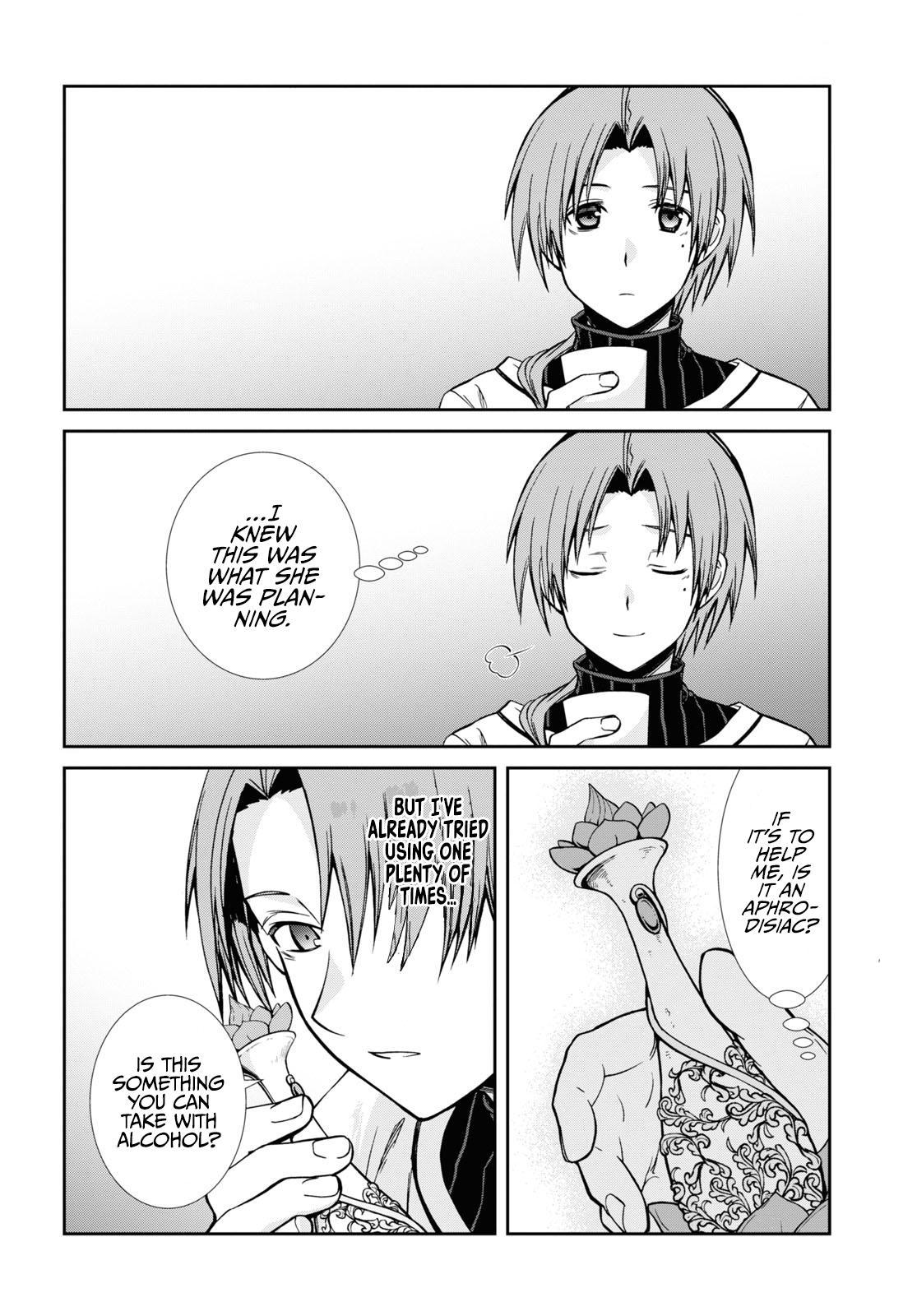 Mushoku Tensei, Chapter 76 image 11