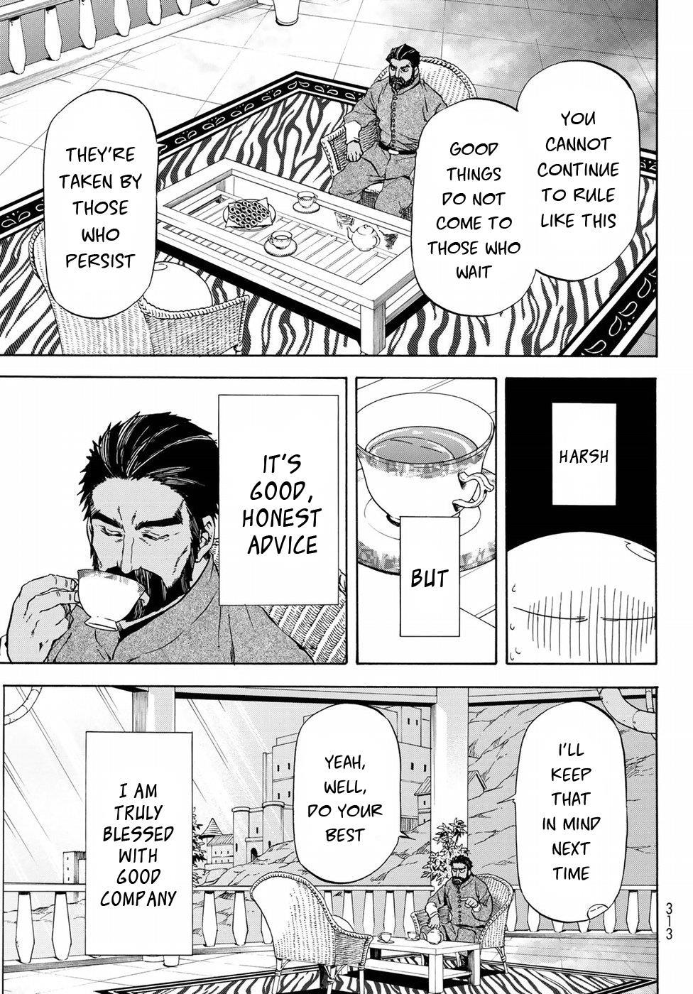 Tensei shitara Slime Datta Ken, Chapter 42 image 006