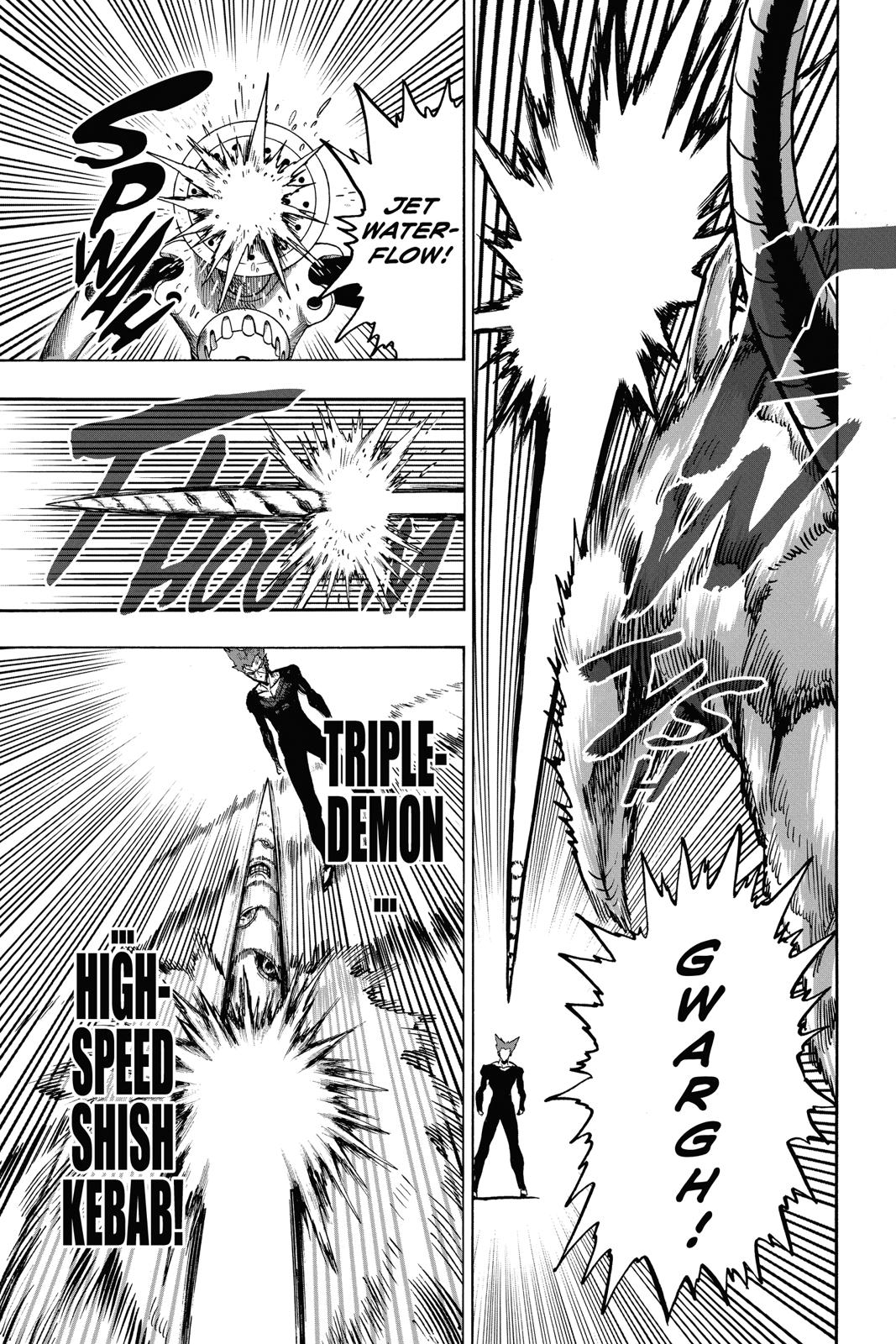 One-Punch Man, Chapter 93 image 021