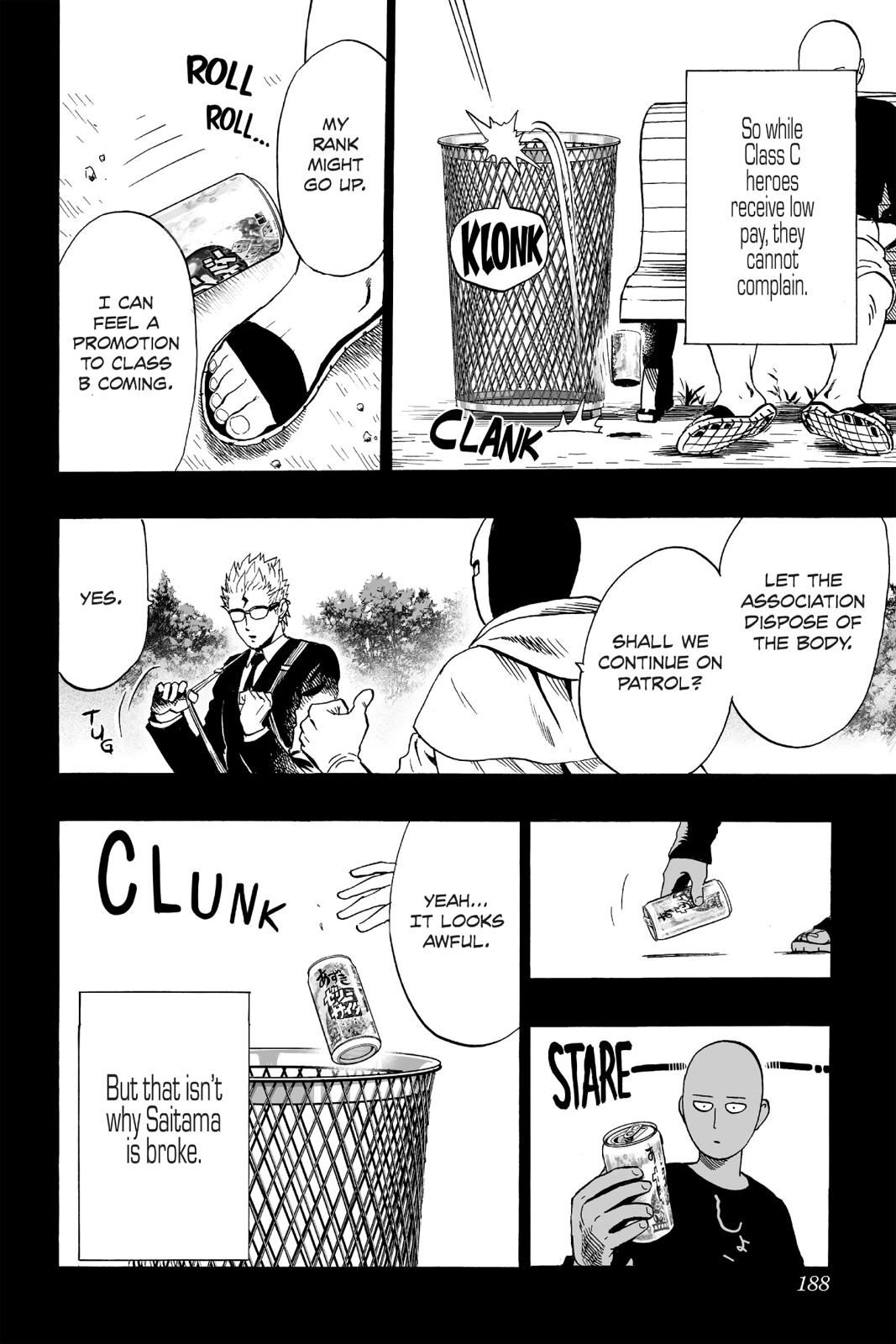 One-Punch Man, Chapter 29 image 028