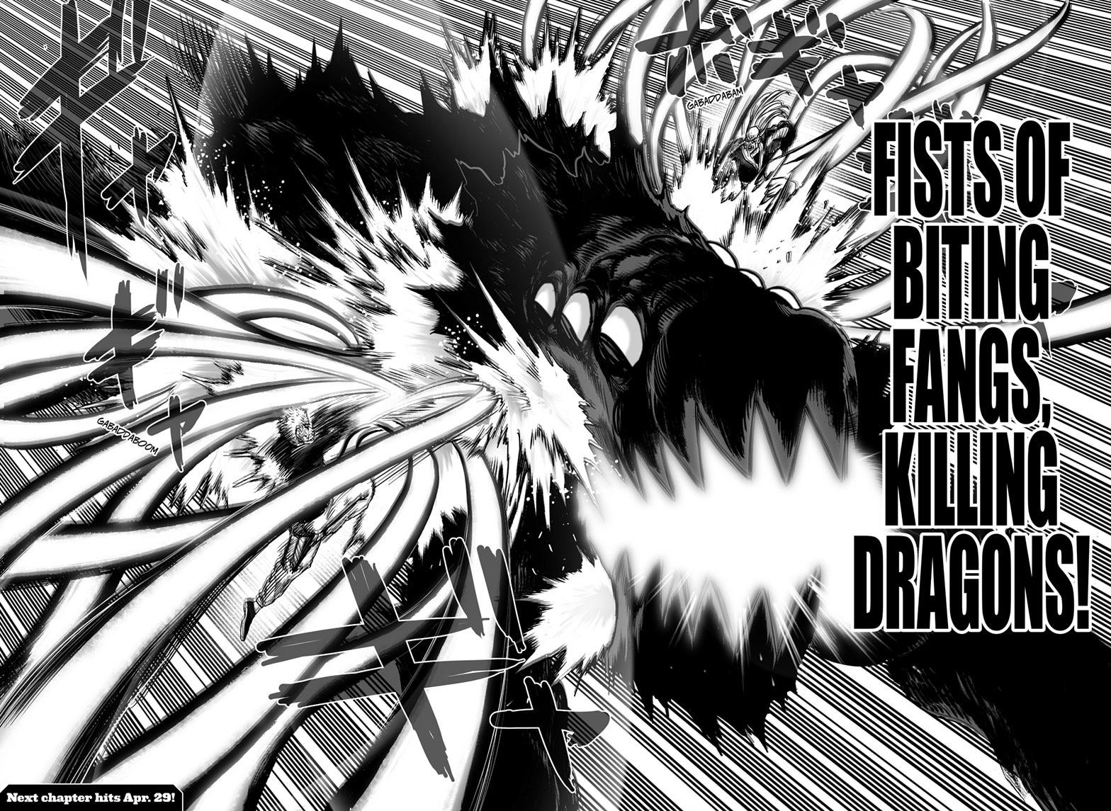 One-Punch Man, Chapter 122 image 016