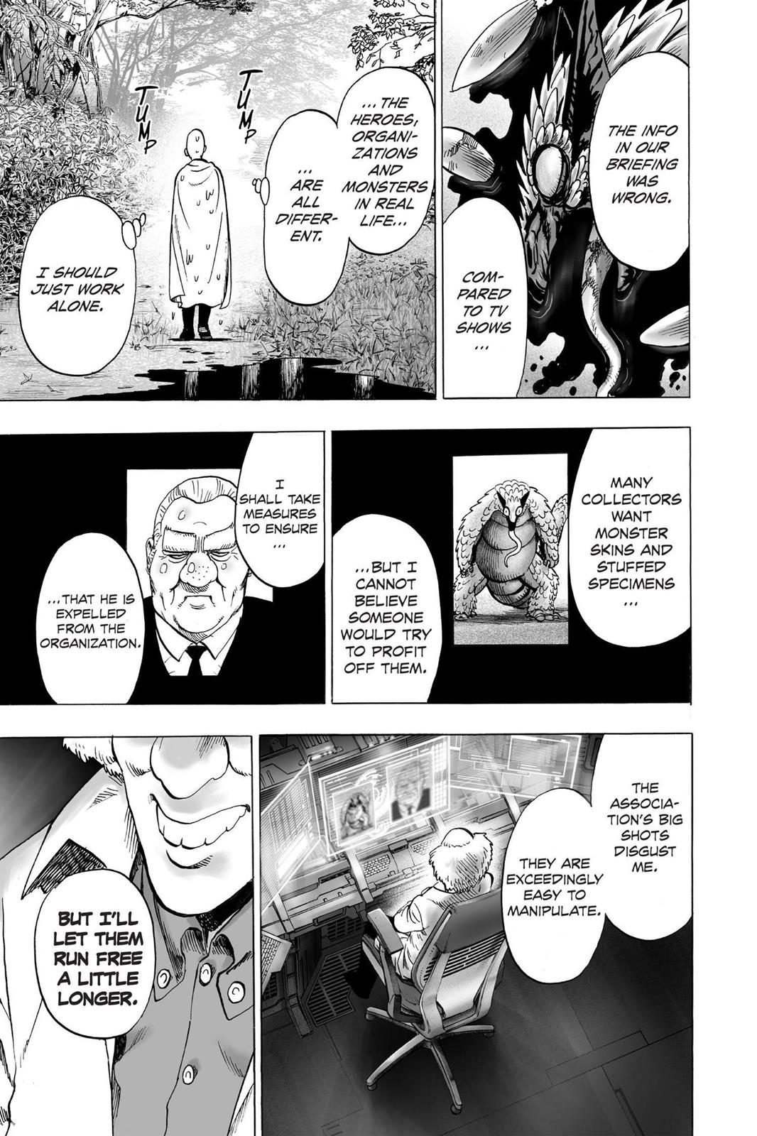 One-Punch Man, Chapter 61.5 image 028