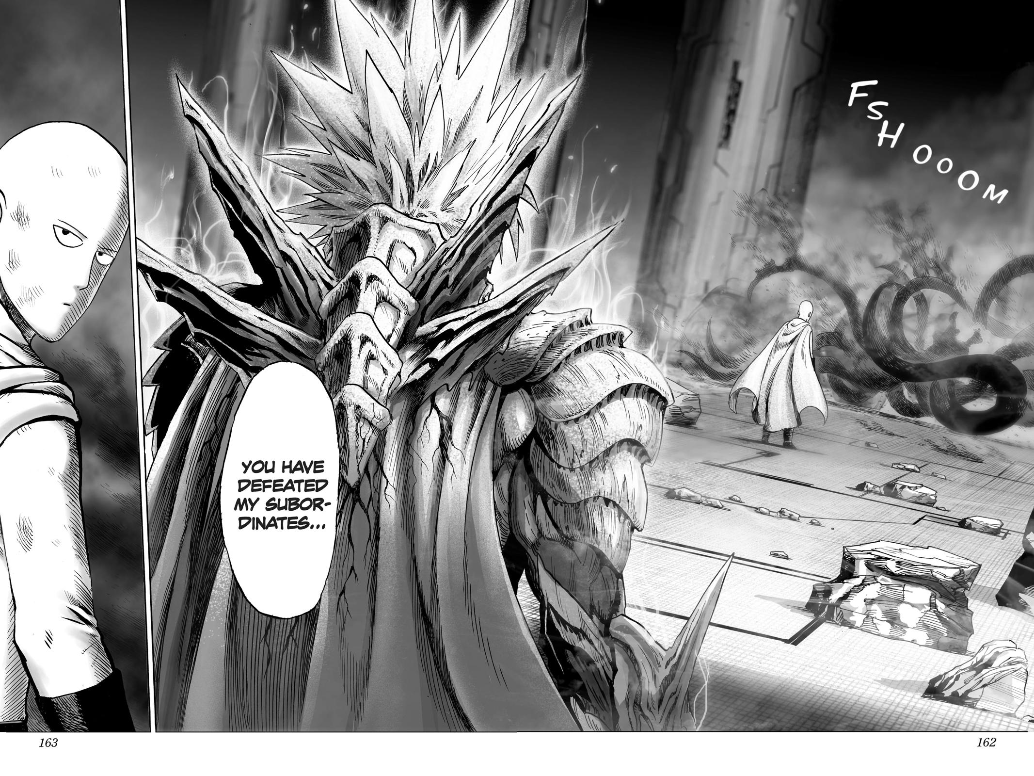 One-Punch Man, Chapter 34 image 006