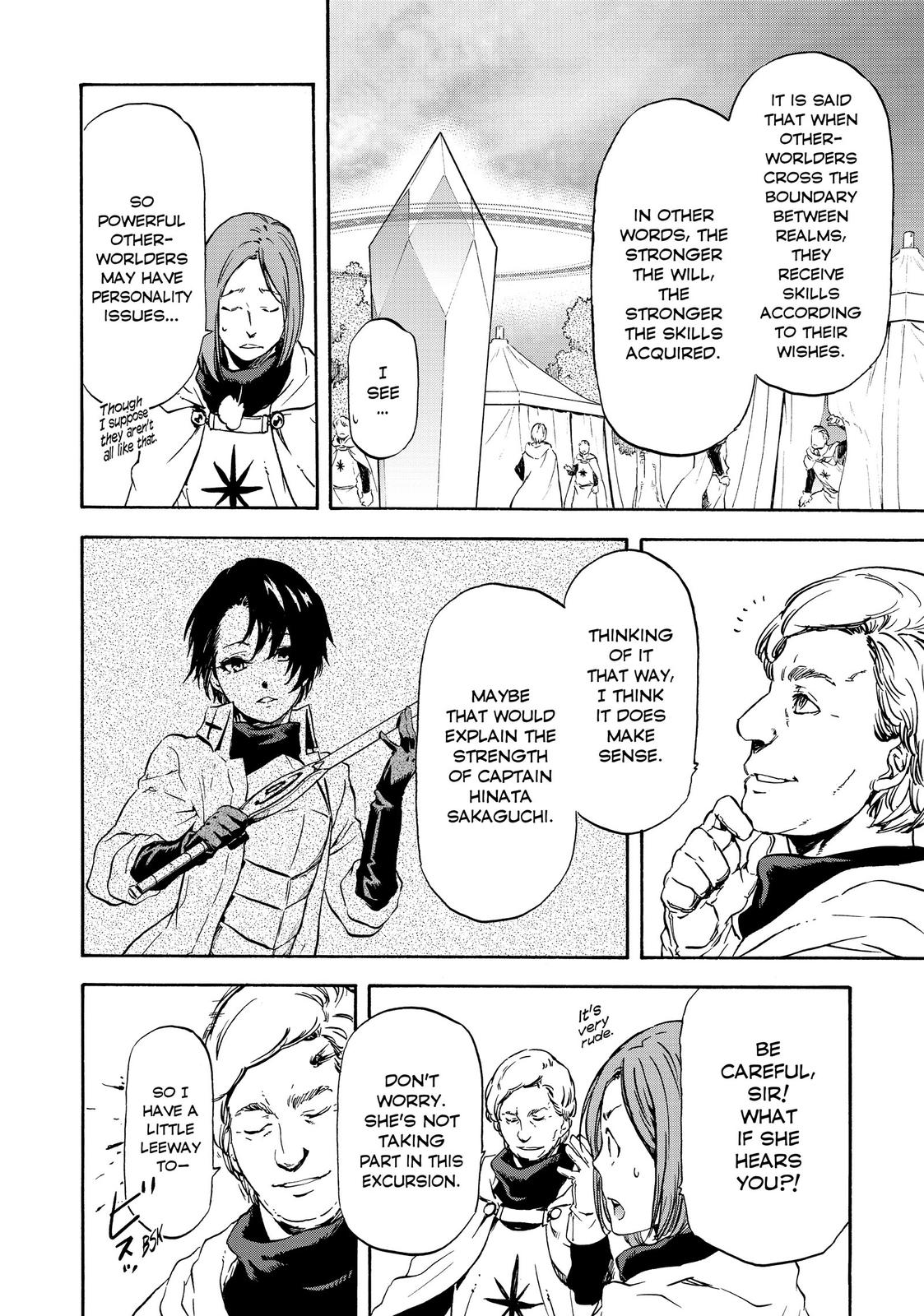 Tensei shitara Slime Datta Ken, Chapter 63 image 016
