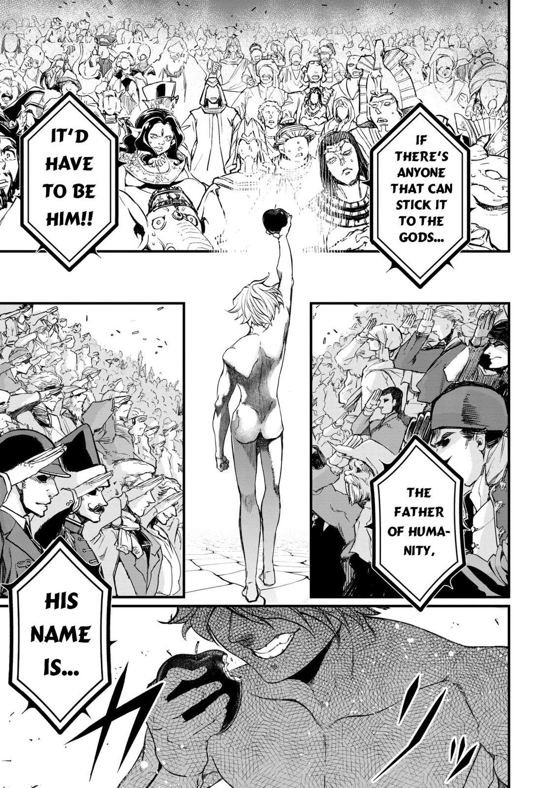 Shuumatsu no Valkyrie, Chapter 7 image 031