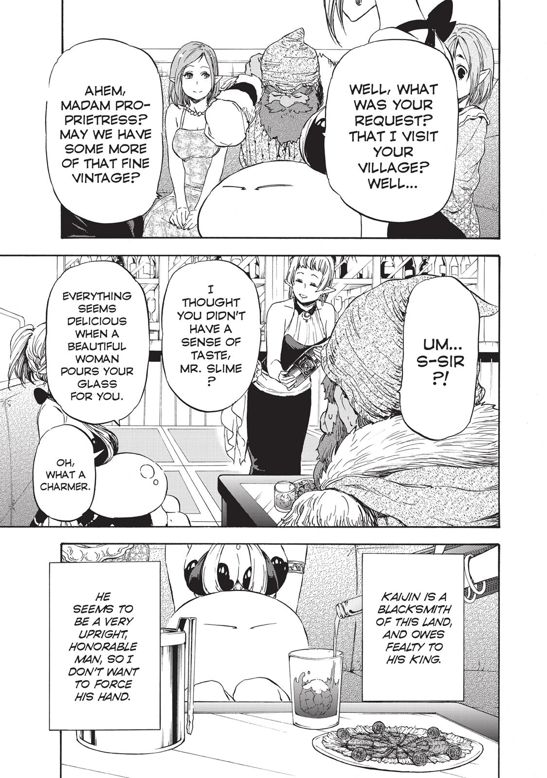 Tensei shitara Slime Datta Ken, Chapter 6 image 006