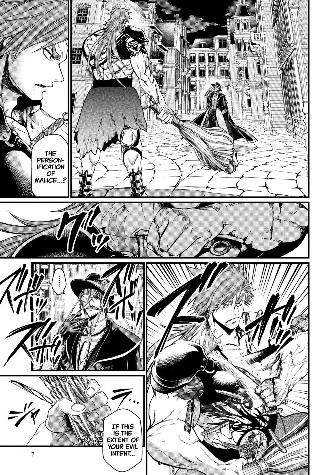 Shuumatsu no Valkyrie, Chapter 22 image 005
