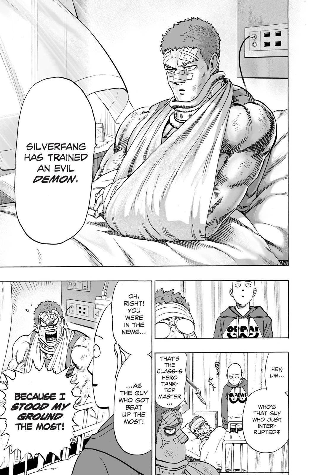 One-Punch Man, Chapter 48 image 016