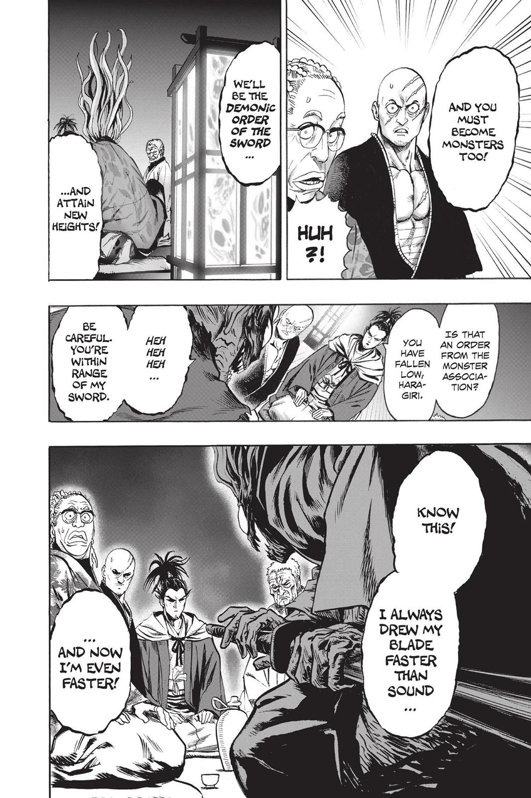 One-Punch Man, Chapter 69 image 020