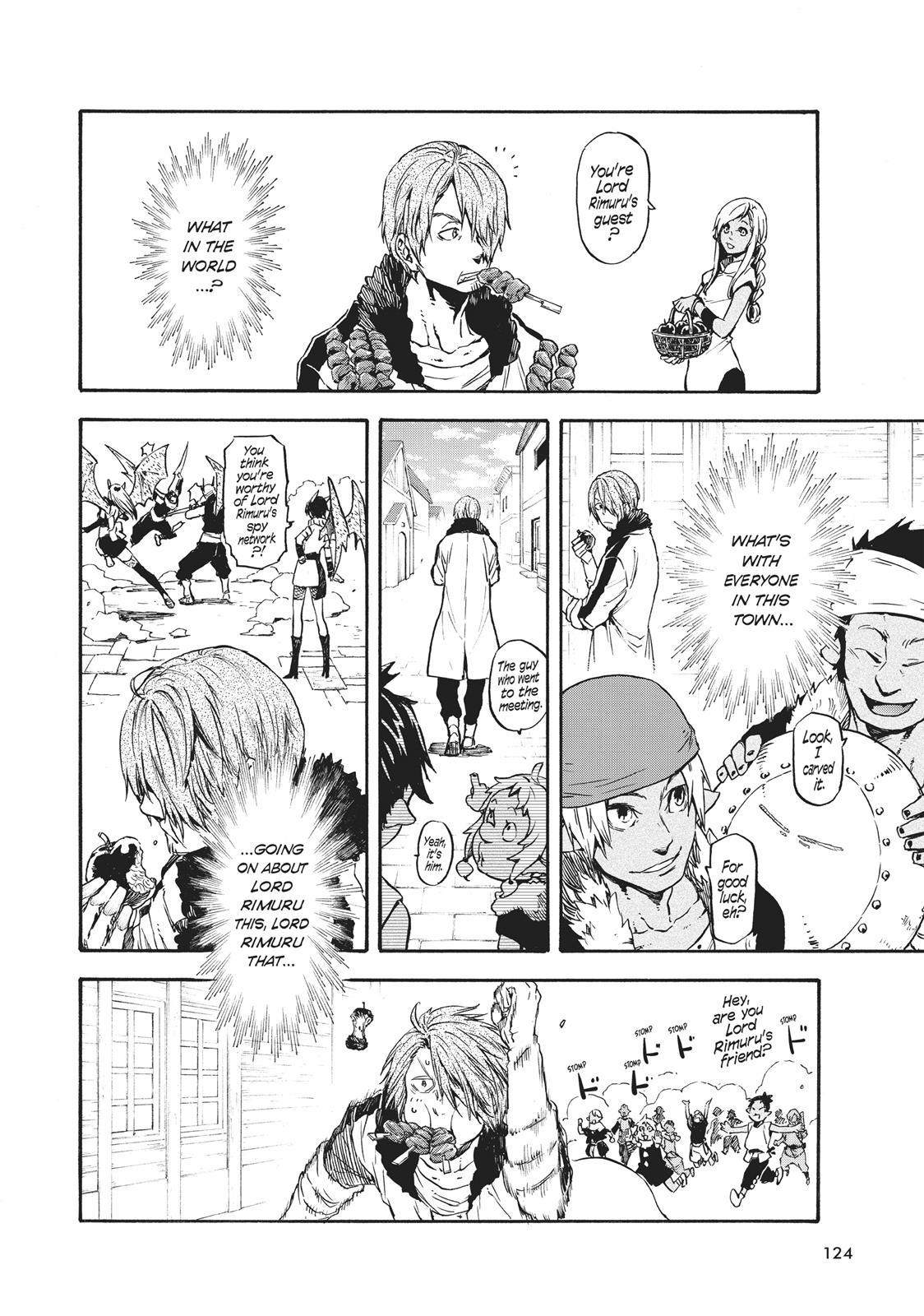 Tensei shitara Slime Datta Ken, Chapter 35 image 016