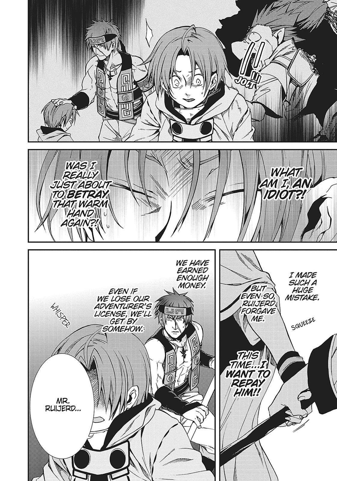 Mushoku Tensei, Chapter 26 image 019