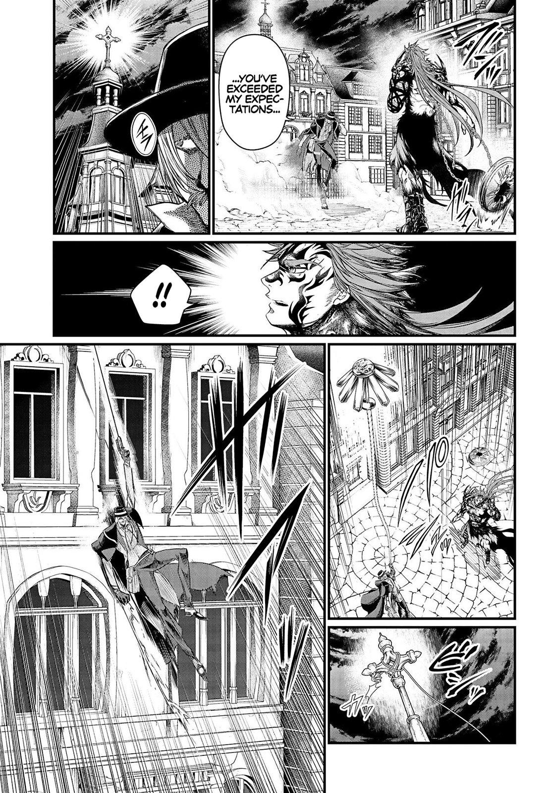 Shuumatsu no Valkyrie, Chapter 28 image 030