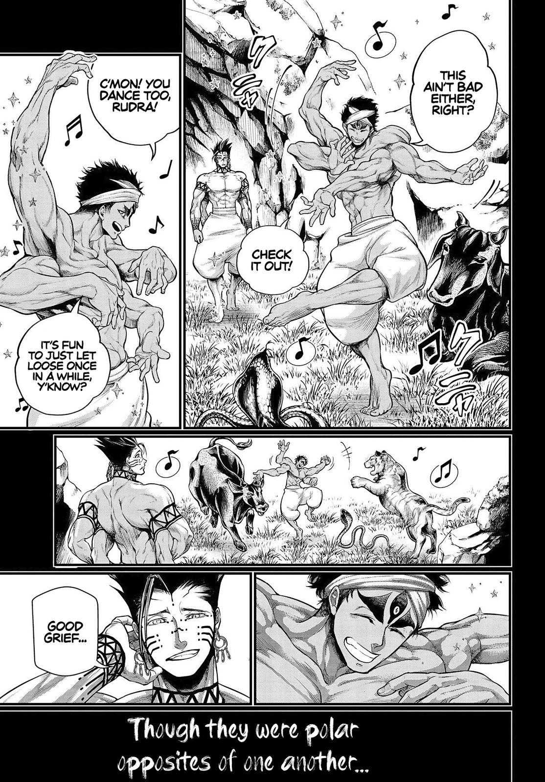 Shuumatsu no Valkyrie, Chapter 36 image 021