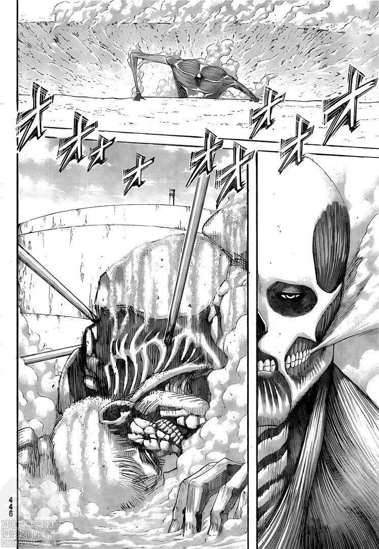 Attack On Titan, Chapter 138 image 009