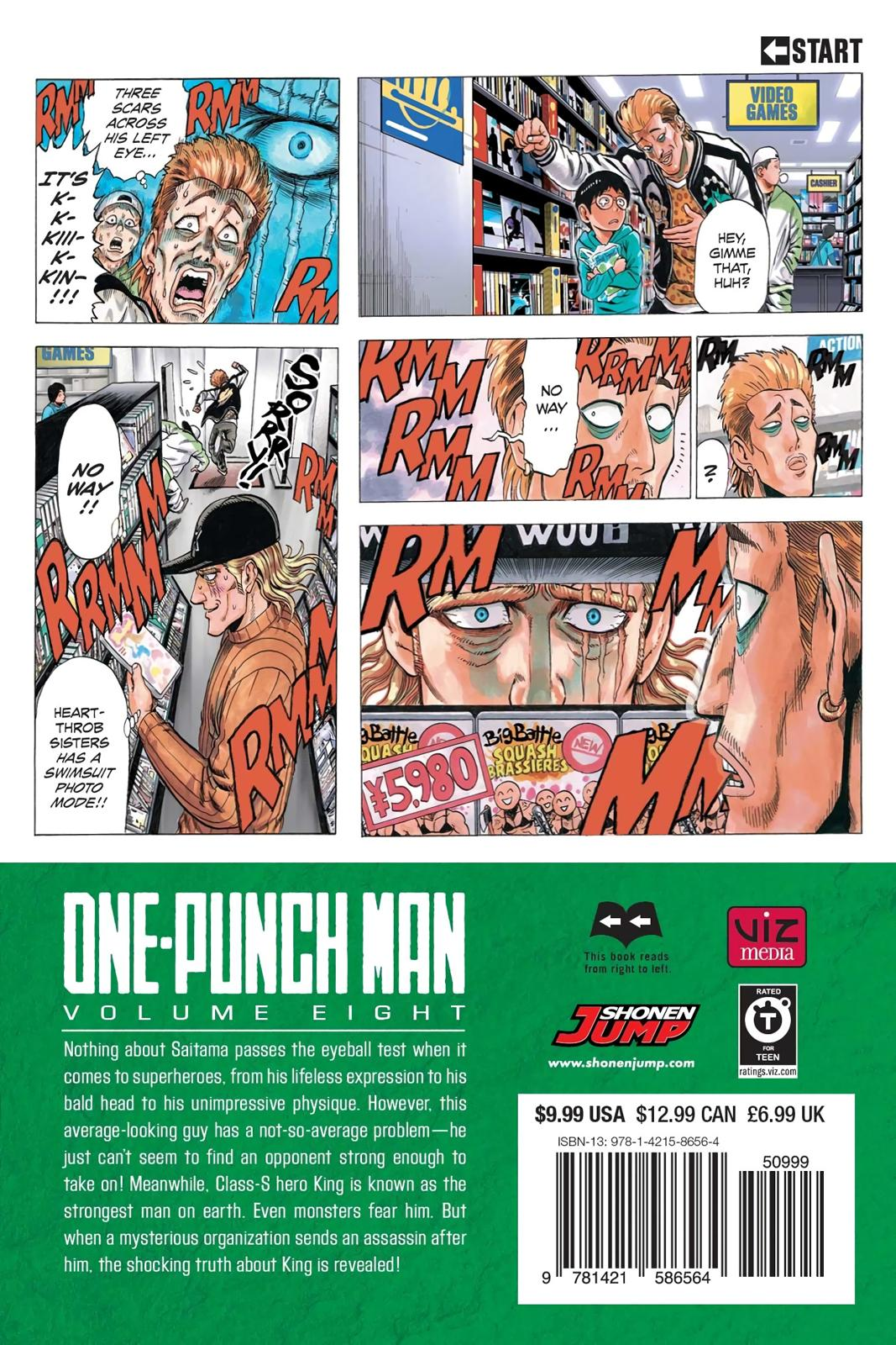 One-Punch Man, Chapter 40.6 image 027