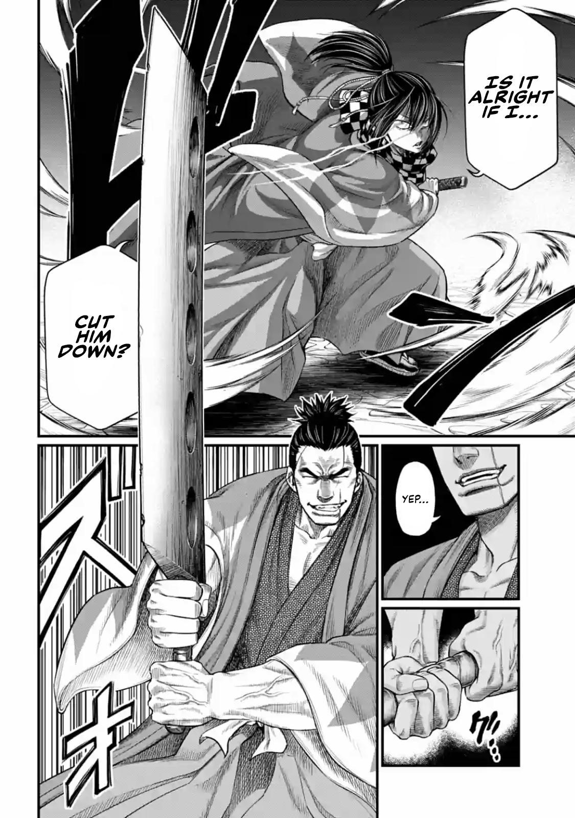 Shuumatsu no Valkyrie, Chapter 34 image 006