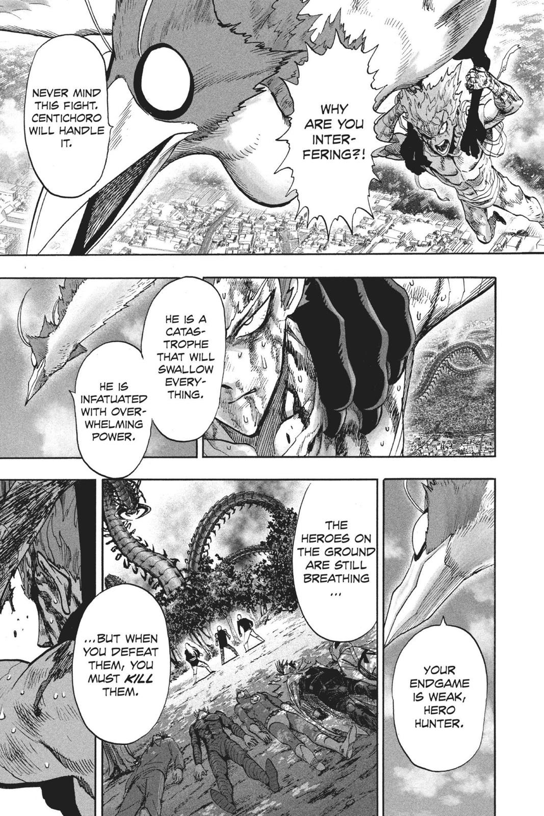 One-Punch Man, Chapter 85 image 042
