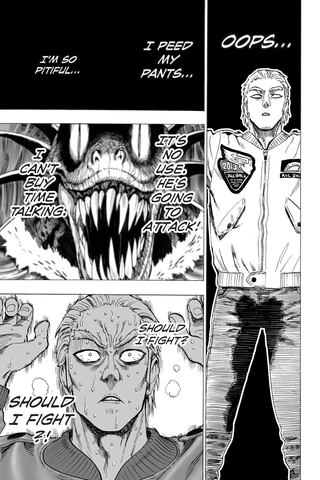 One-Punch Man, Chapter 25 image 063