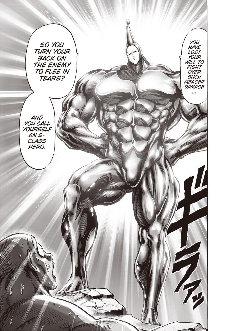 One-Punch Man, Chapter 148 image 007