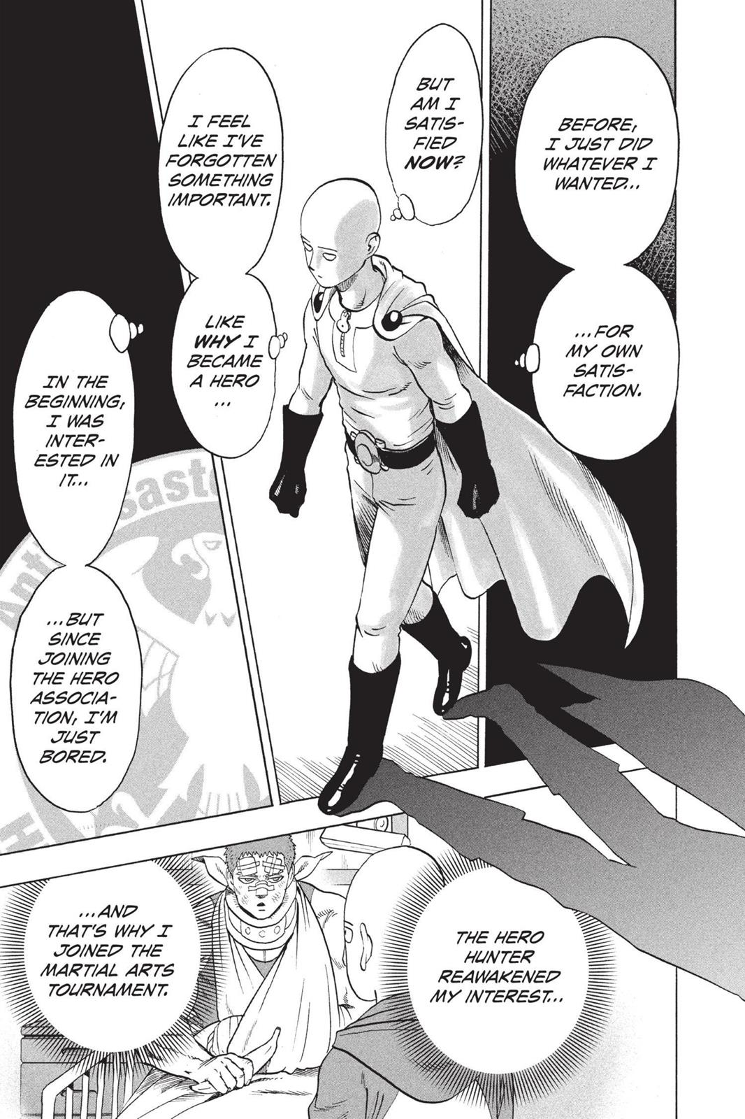 One-Punch Man, Chapter 76 image 021