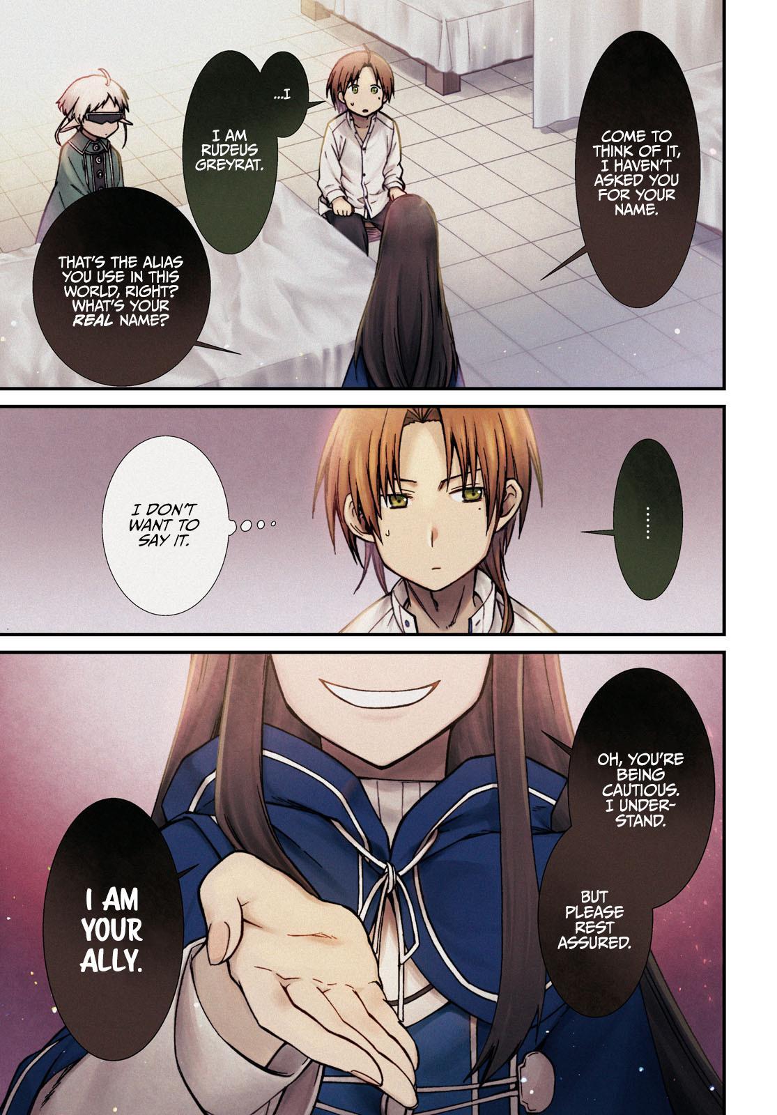 Mushoku Tensei, Chapter 69 image 001