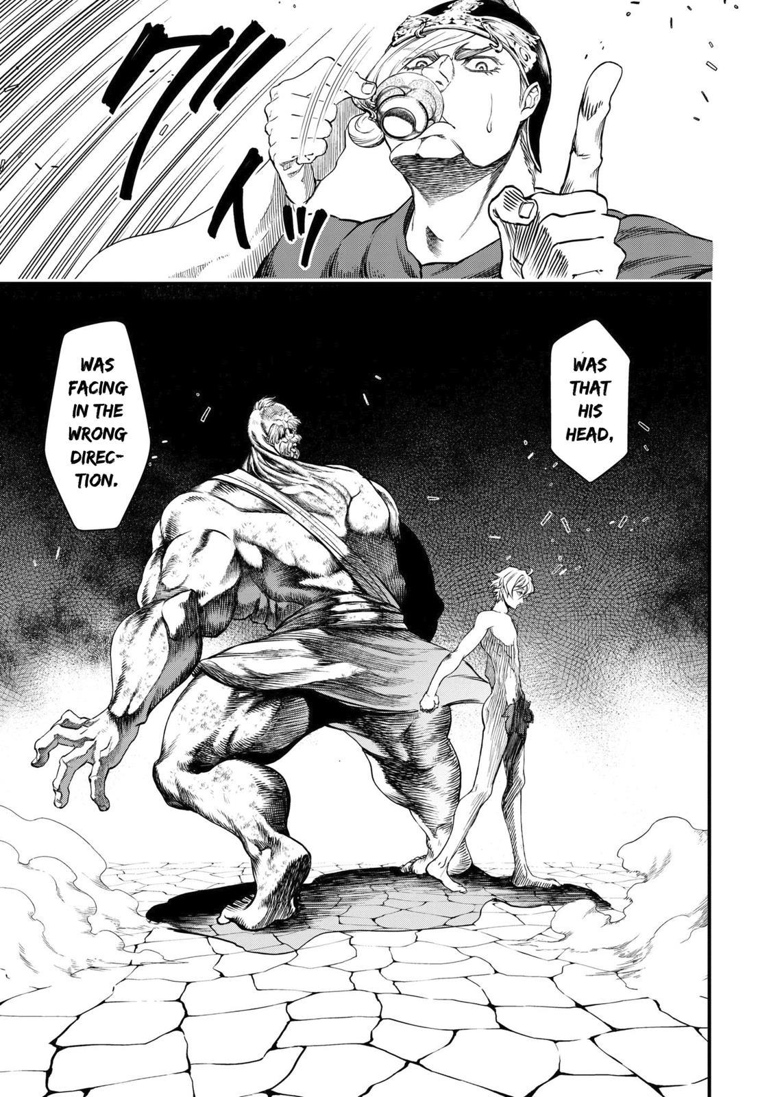 Shuumatsu no Valkyrie, Chapter 10 image 007