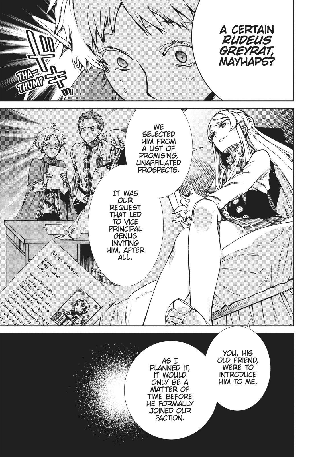 Mushoku Tensei, Chapter 57 image 021