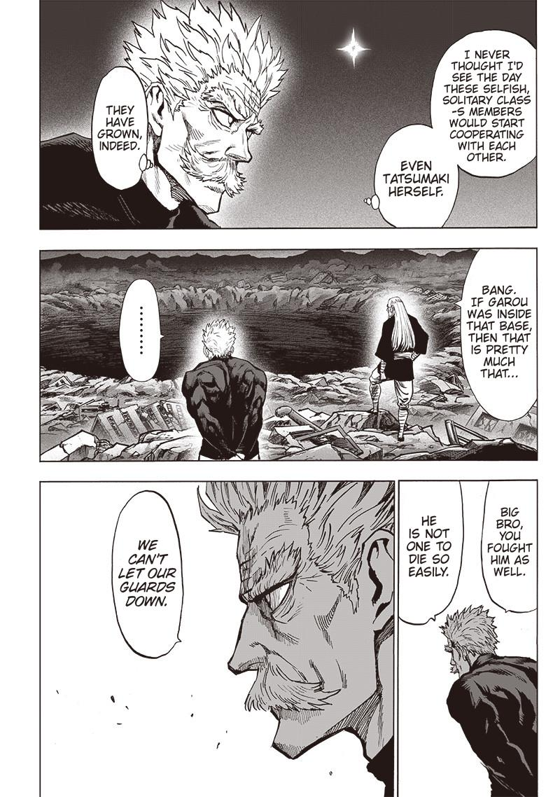 One-Punch Man, Chapter 141 image 010