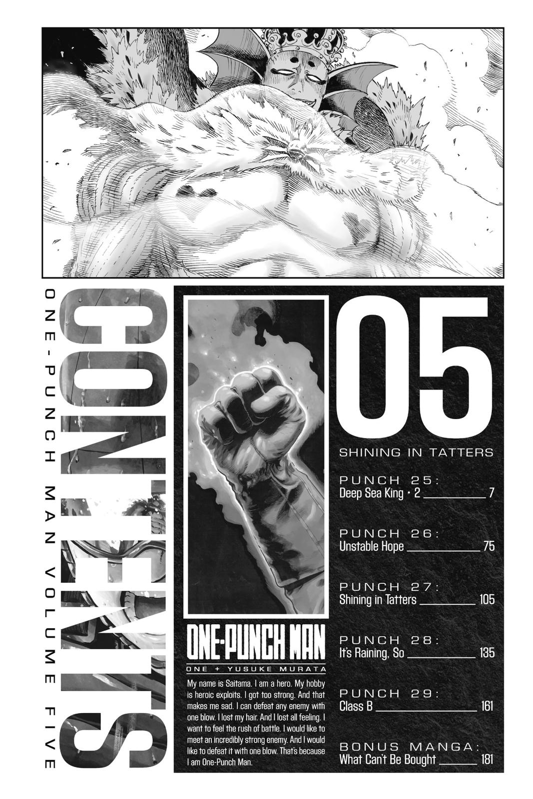 One-Punch Man, Chapter 25 image 006