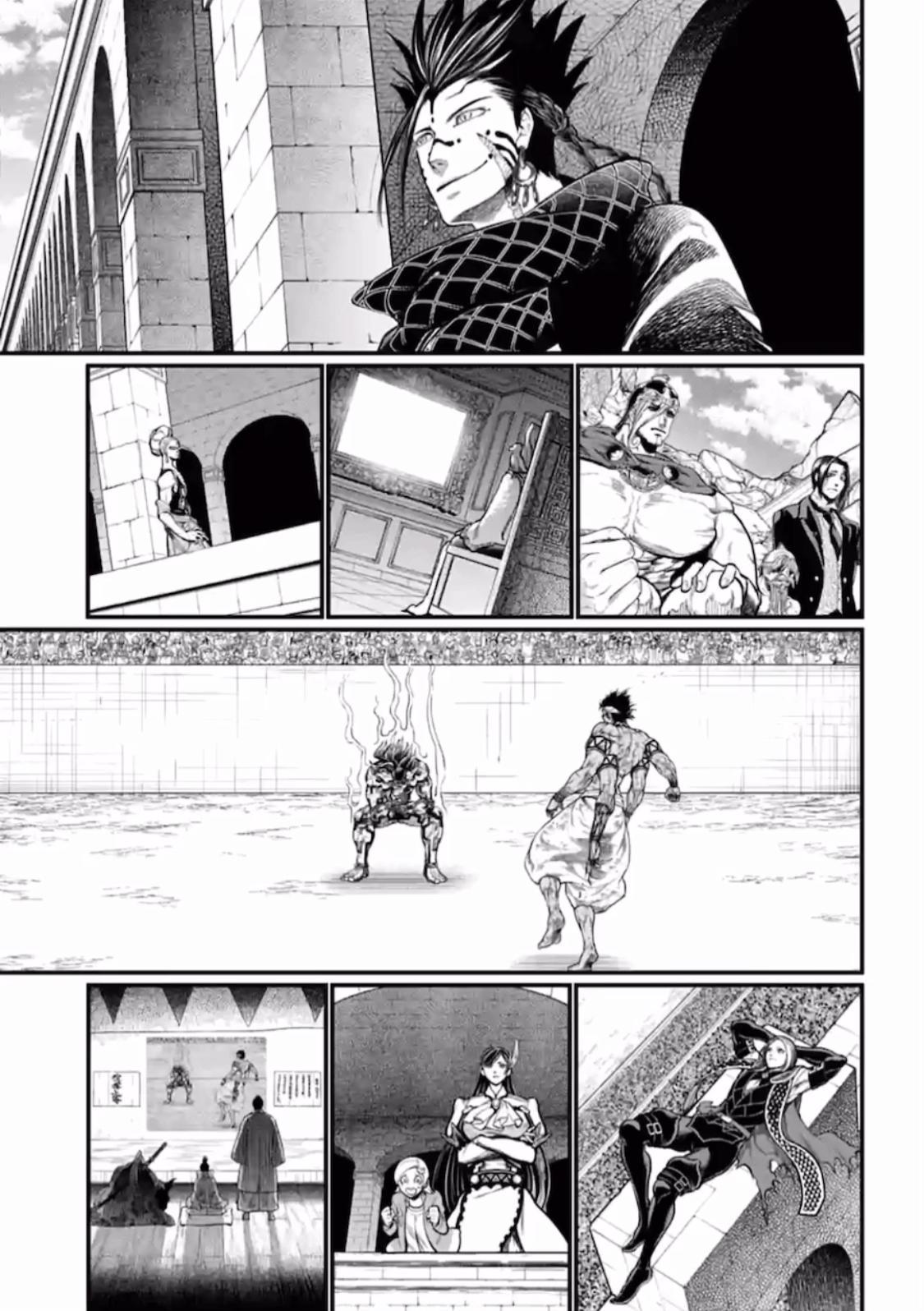 Shuumatsu no Valkyrie, Chapter 38 image 038
