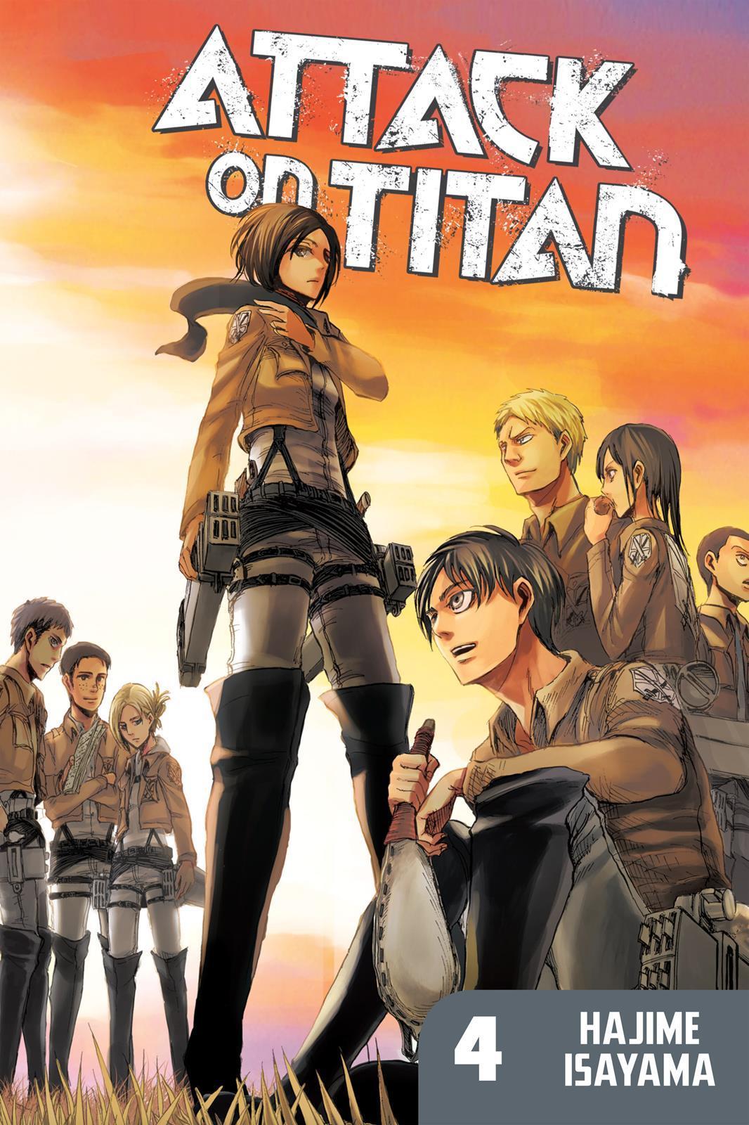 Attack On Titan, Episode 14 image 001