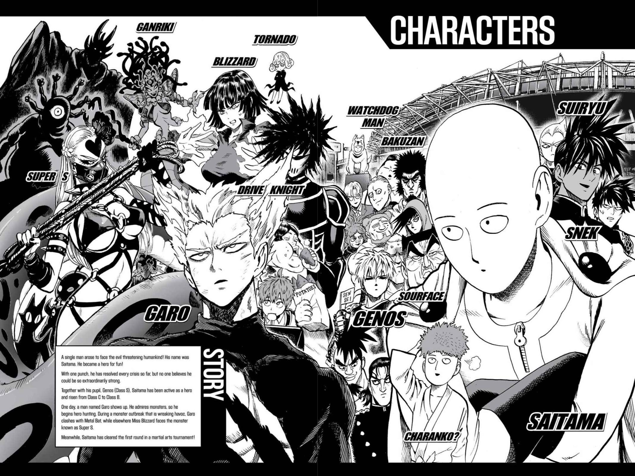 One-Punch Man, Chapter 62 image 005