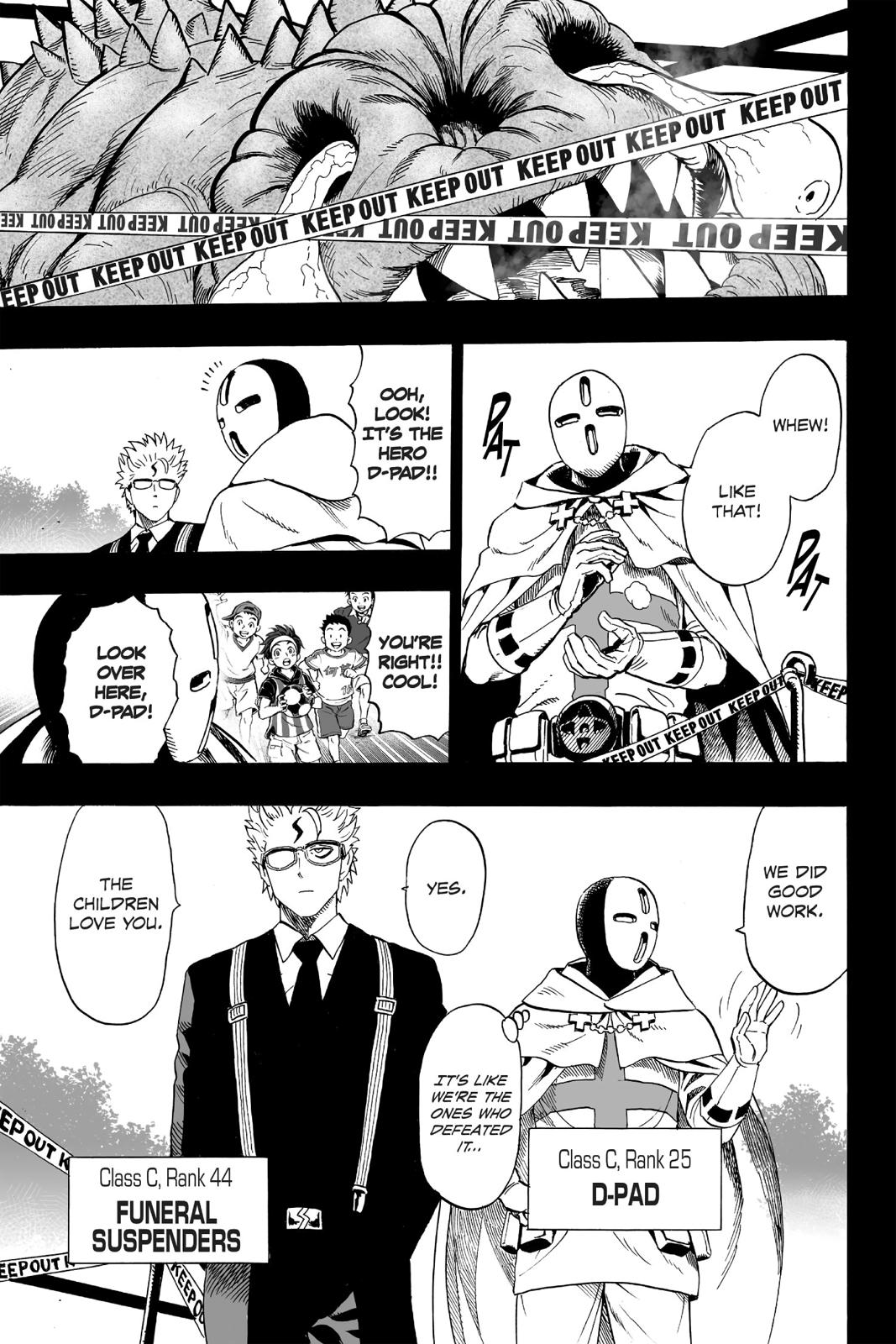 One-Punch Man, Chapter 29 image 025