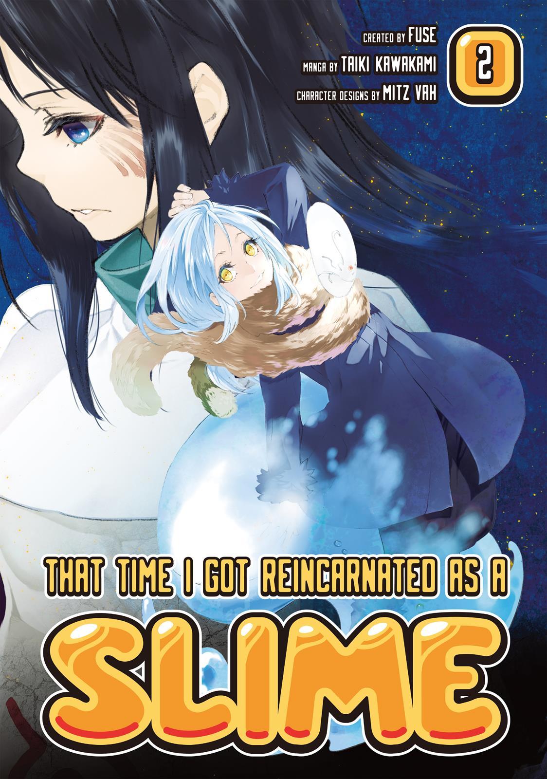 Tensei shitara Slime Datta Ken, Chapter 7 image 001