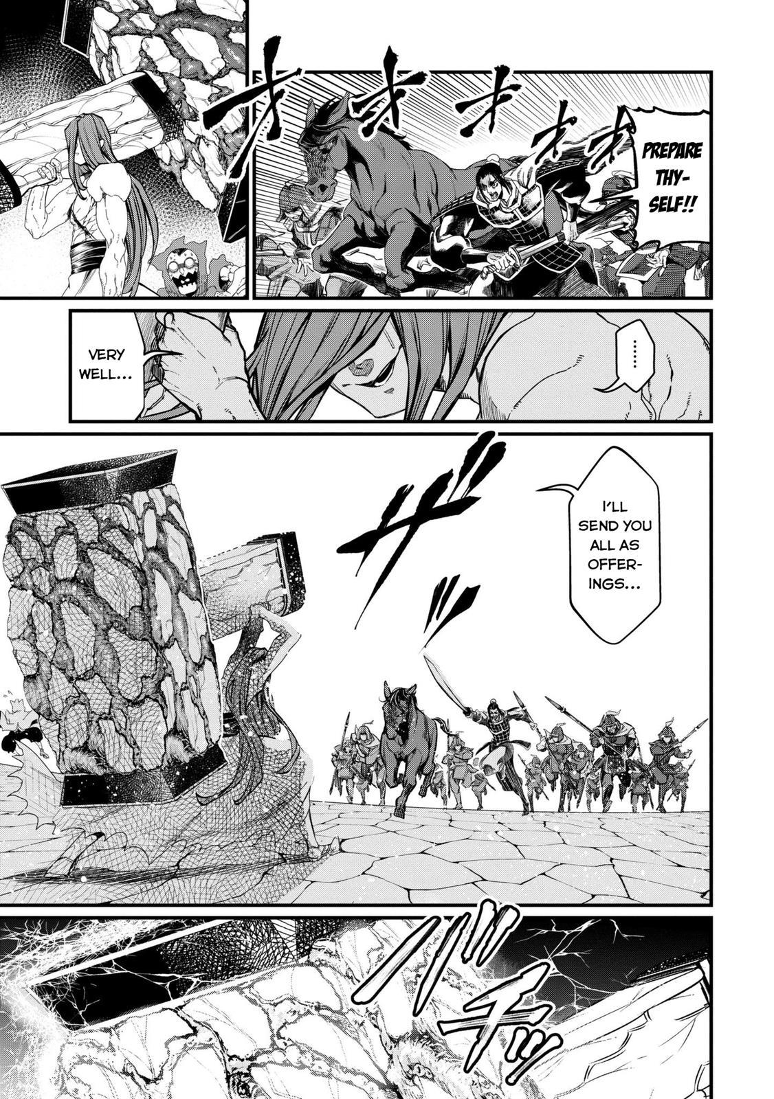 Shuumatsu no Valkyrie, Chapter 7 image 010