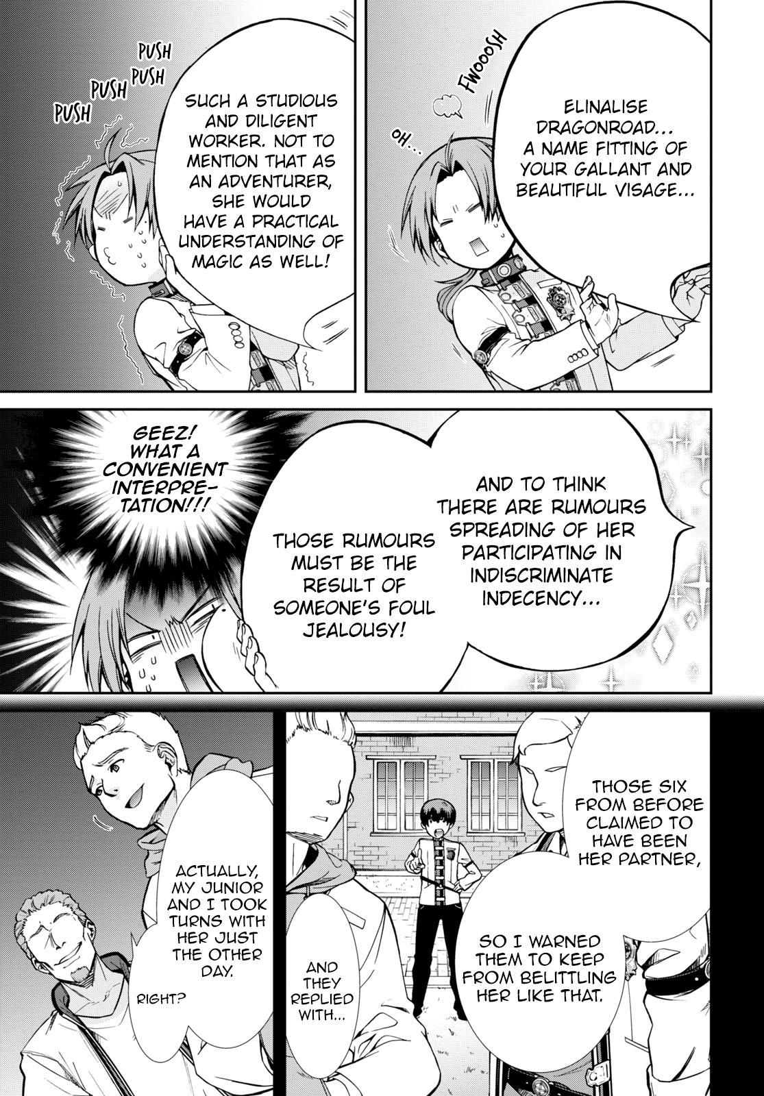Mushoku Tensei, Chapter 63 image 019