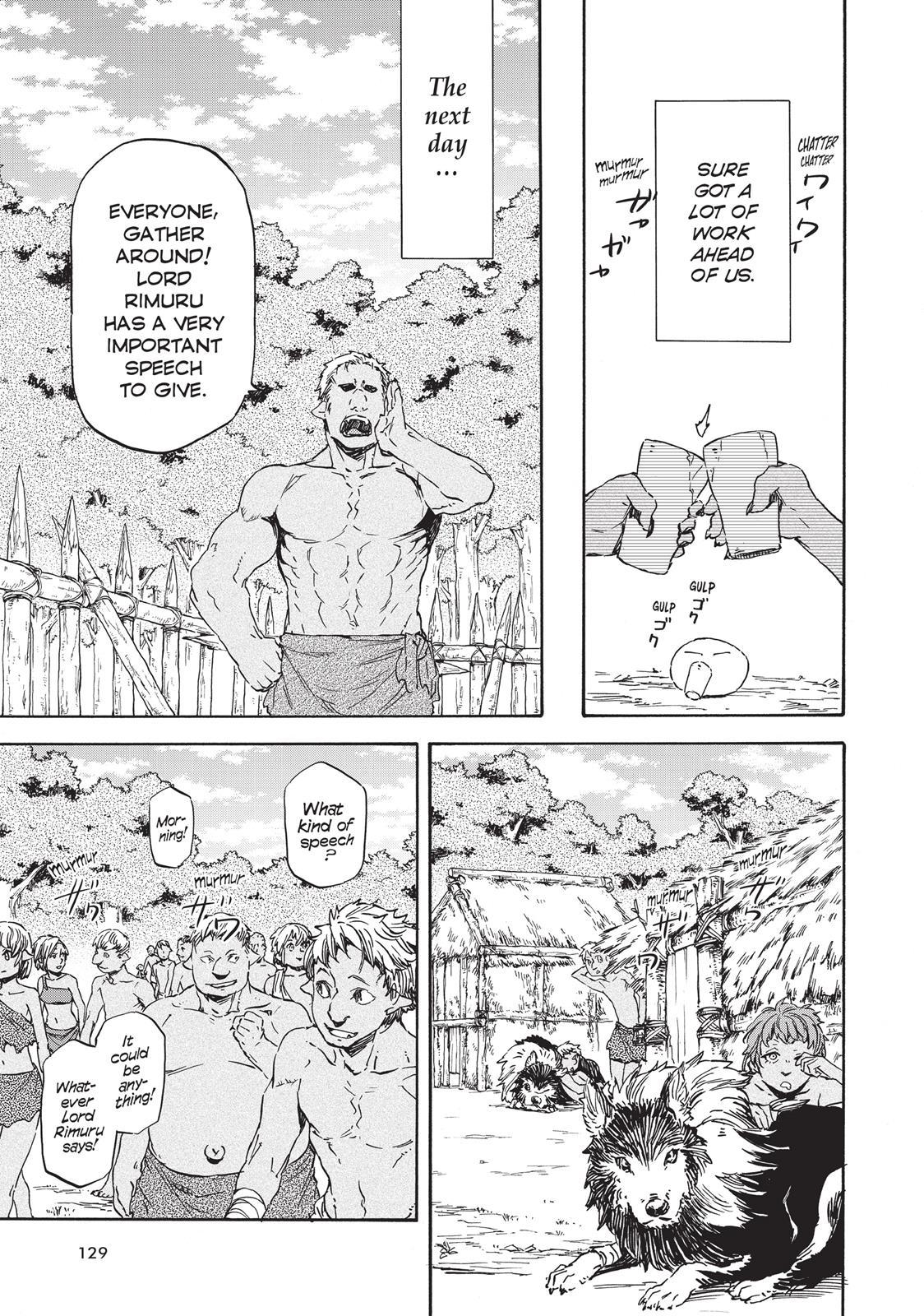 Tensei shitara Slime Datta Ken, Chapter 4 image 005