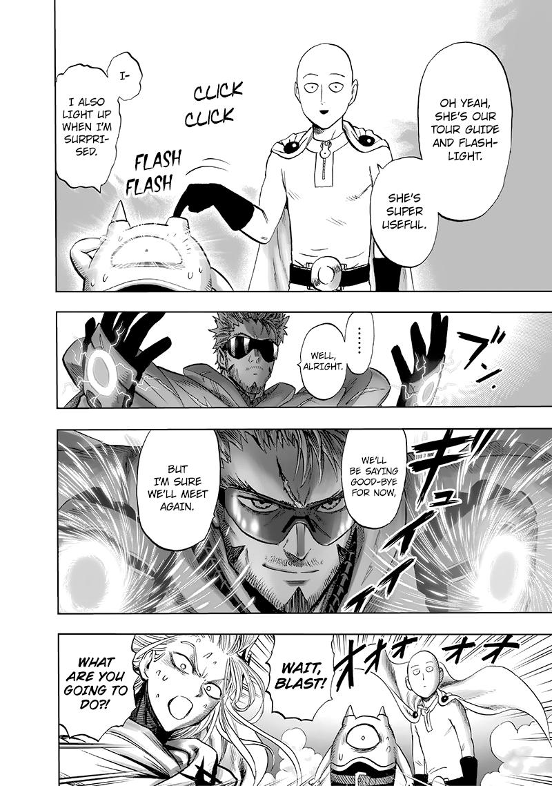 One-Punch Man, Chapter 139 image 015