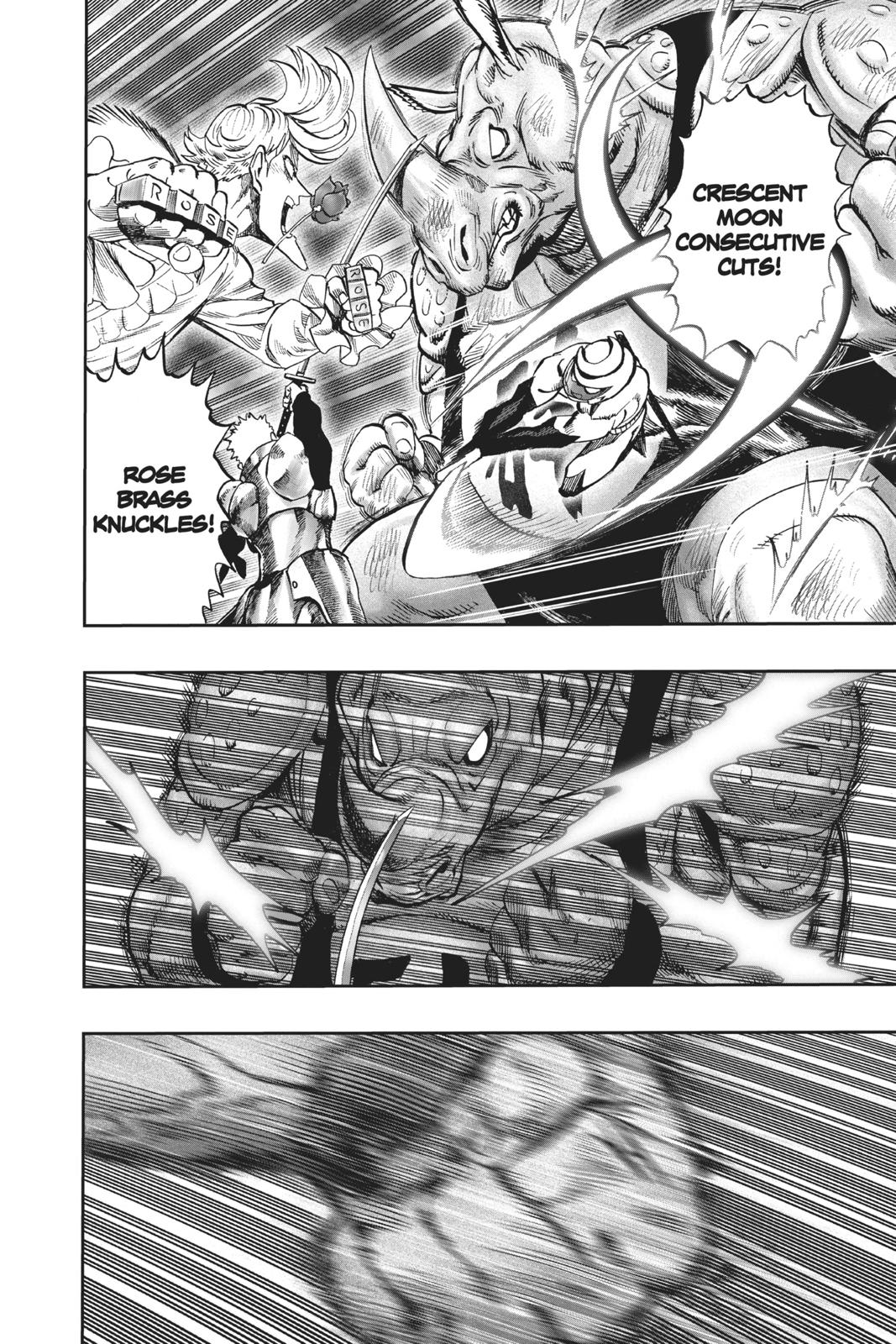 One-Punch Man, Chapter 96 image 109