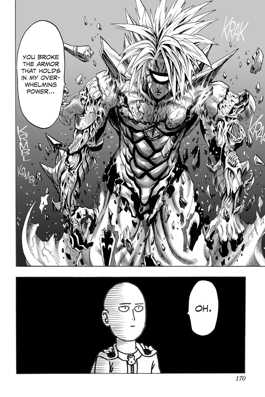 One-Punch Man, Chapter 34 image 013