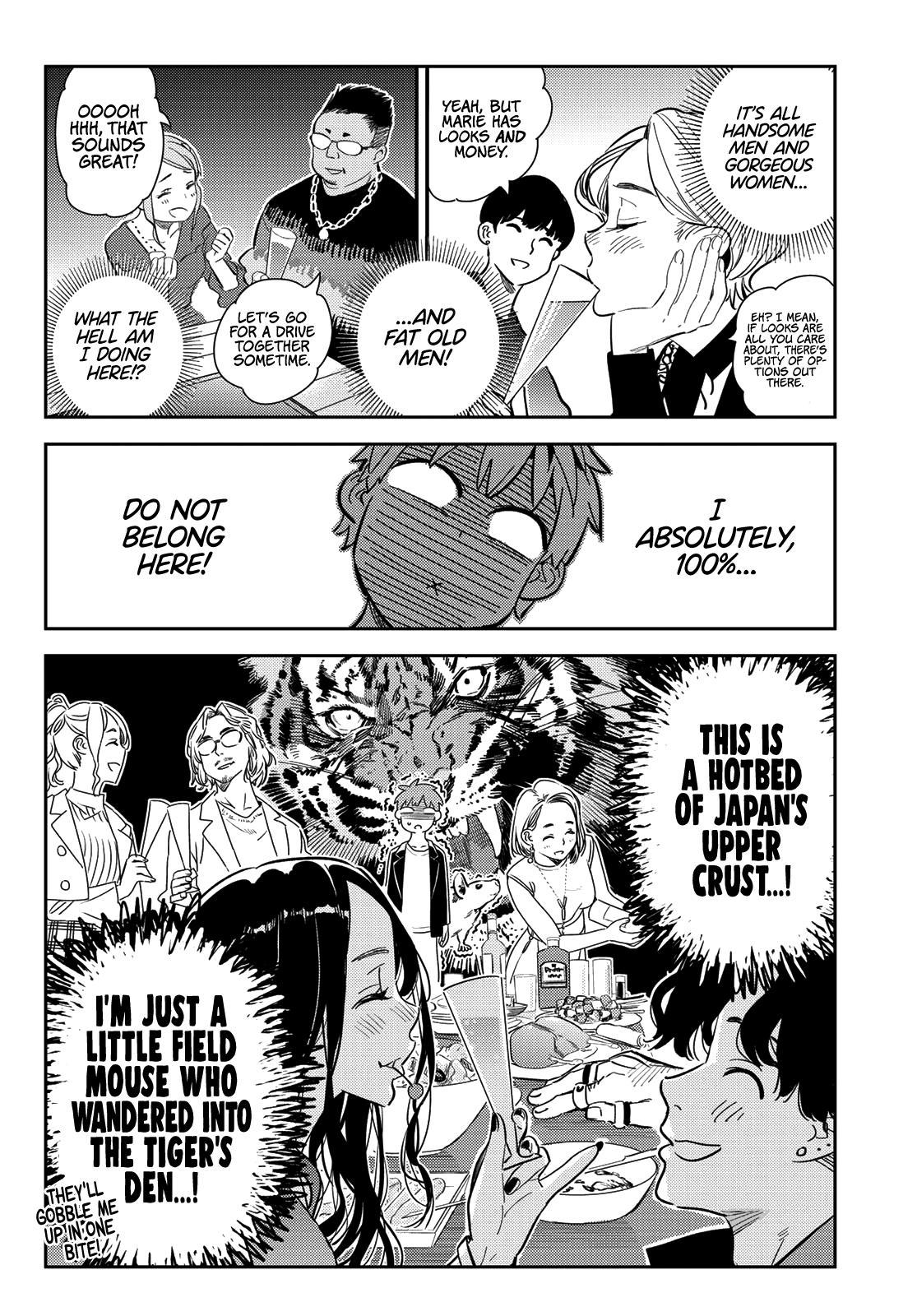Kanojo Okarishimasu, Chapter 177 image 009