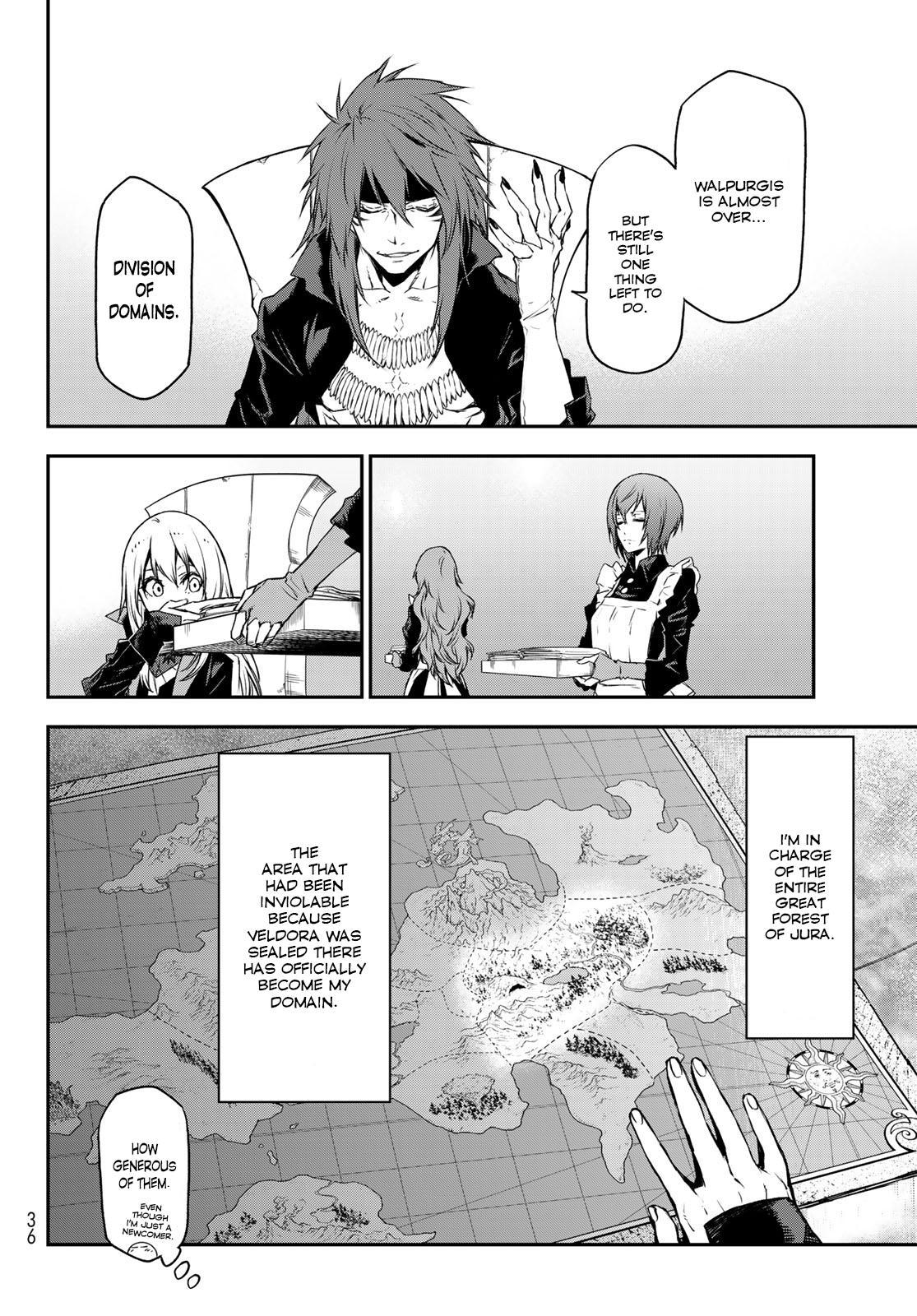 Tensei shitara Slime Datta Ken, Chapter 86 image 024