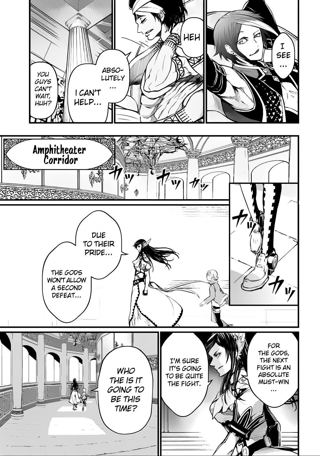Shuumatsu no Valkyrie, Chapter 20 image 019