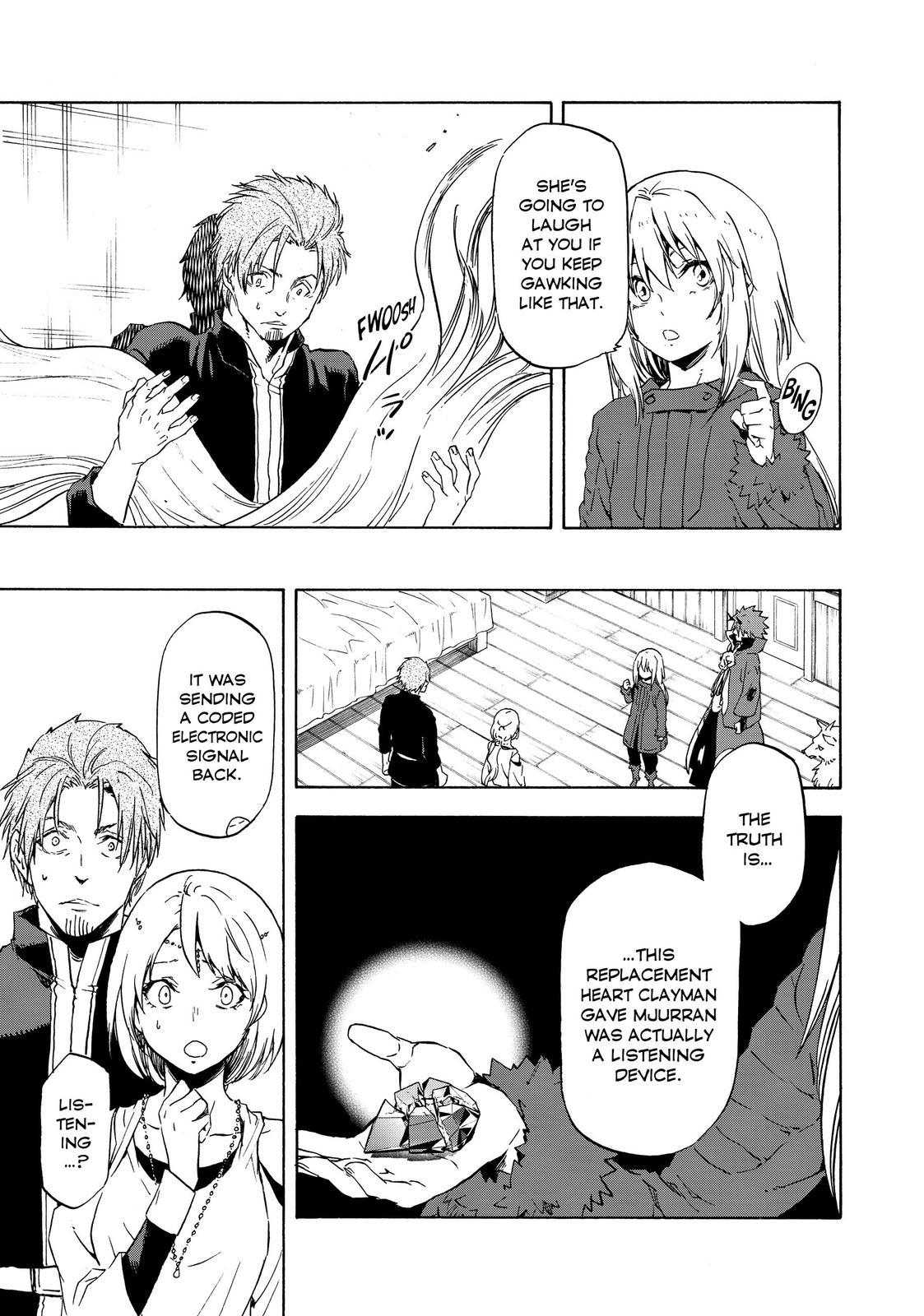 Tensei shitara Slime Datta Ken, Chapter 61 image 025