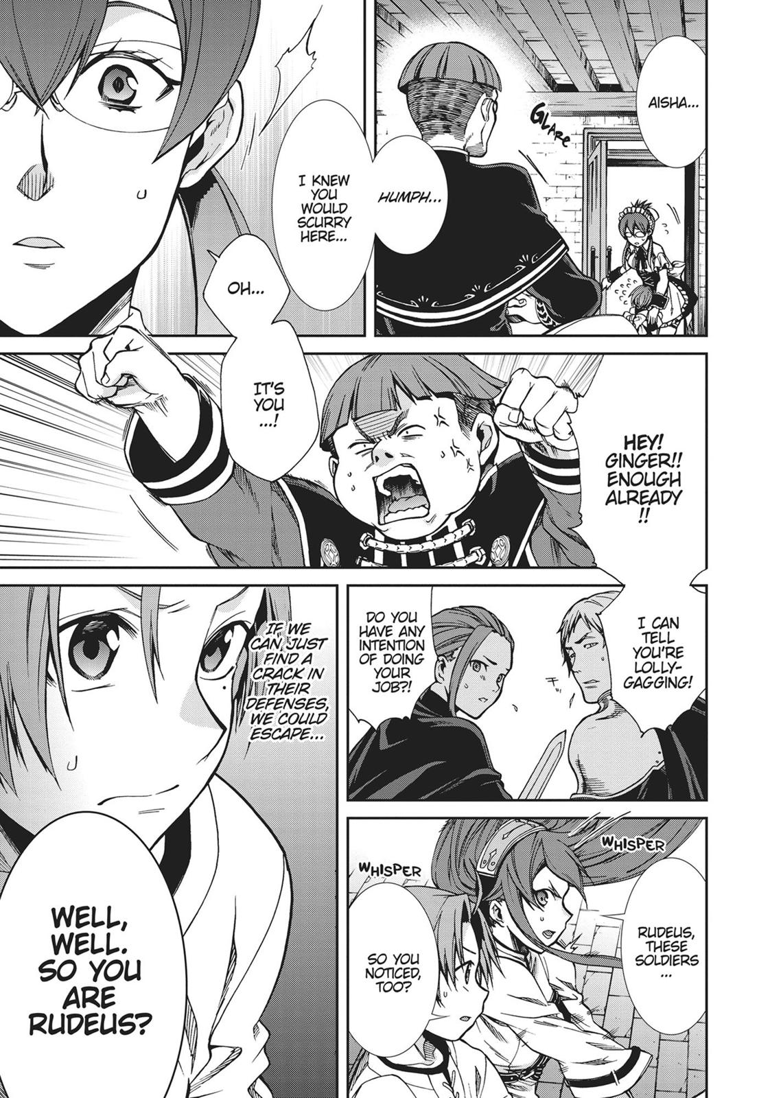 Mushoku Tensei, Chapter 45 image 013