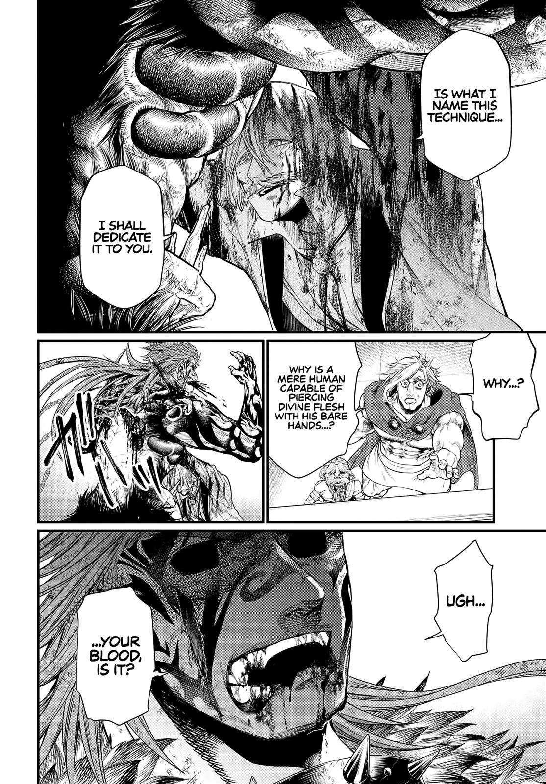 Shuumatsu no Valkyrie, Chapter 29 image 041