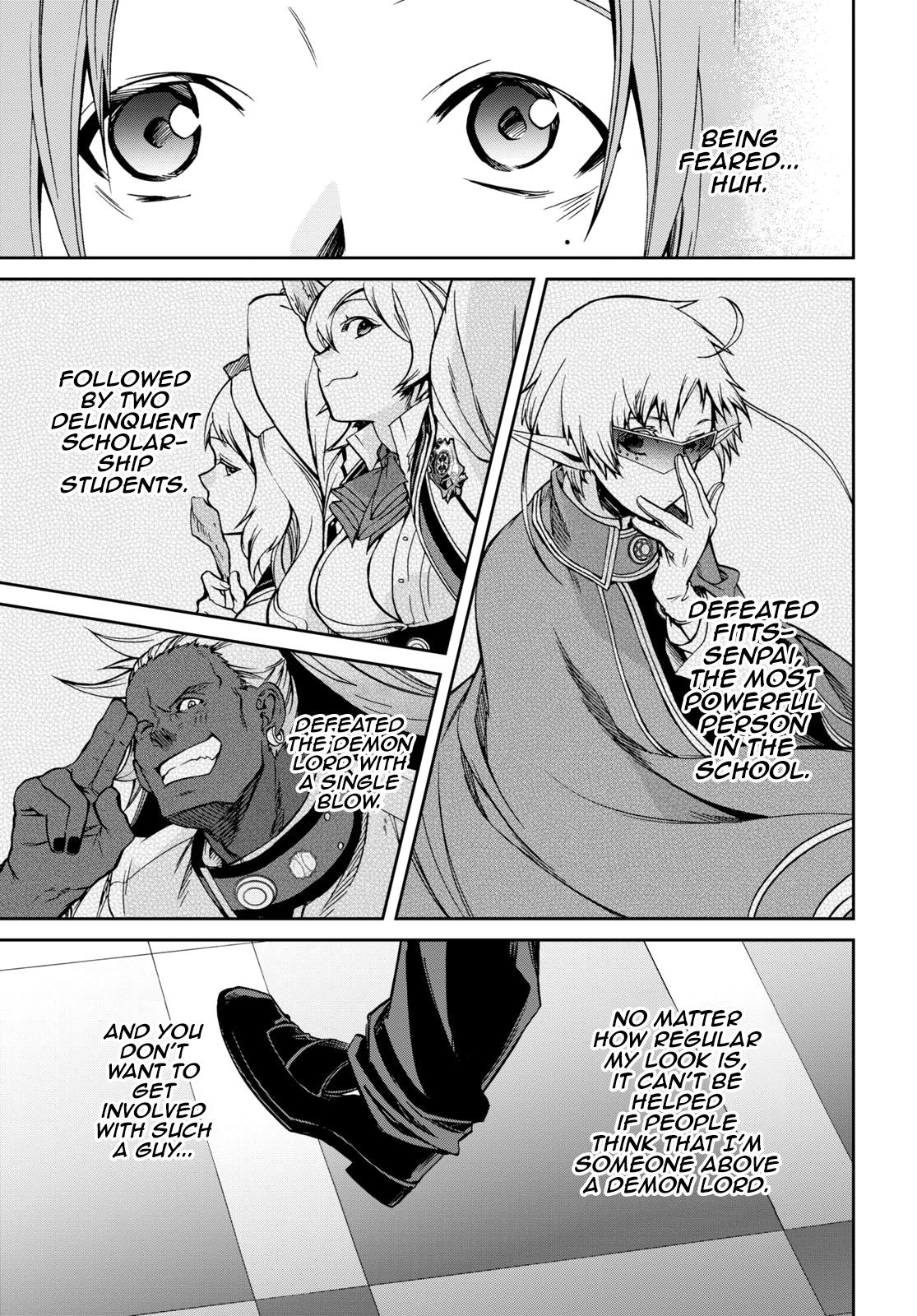 Mushoku Tensei, Chapter 68 image 013