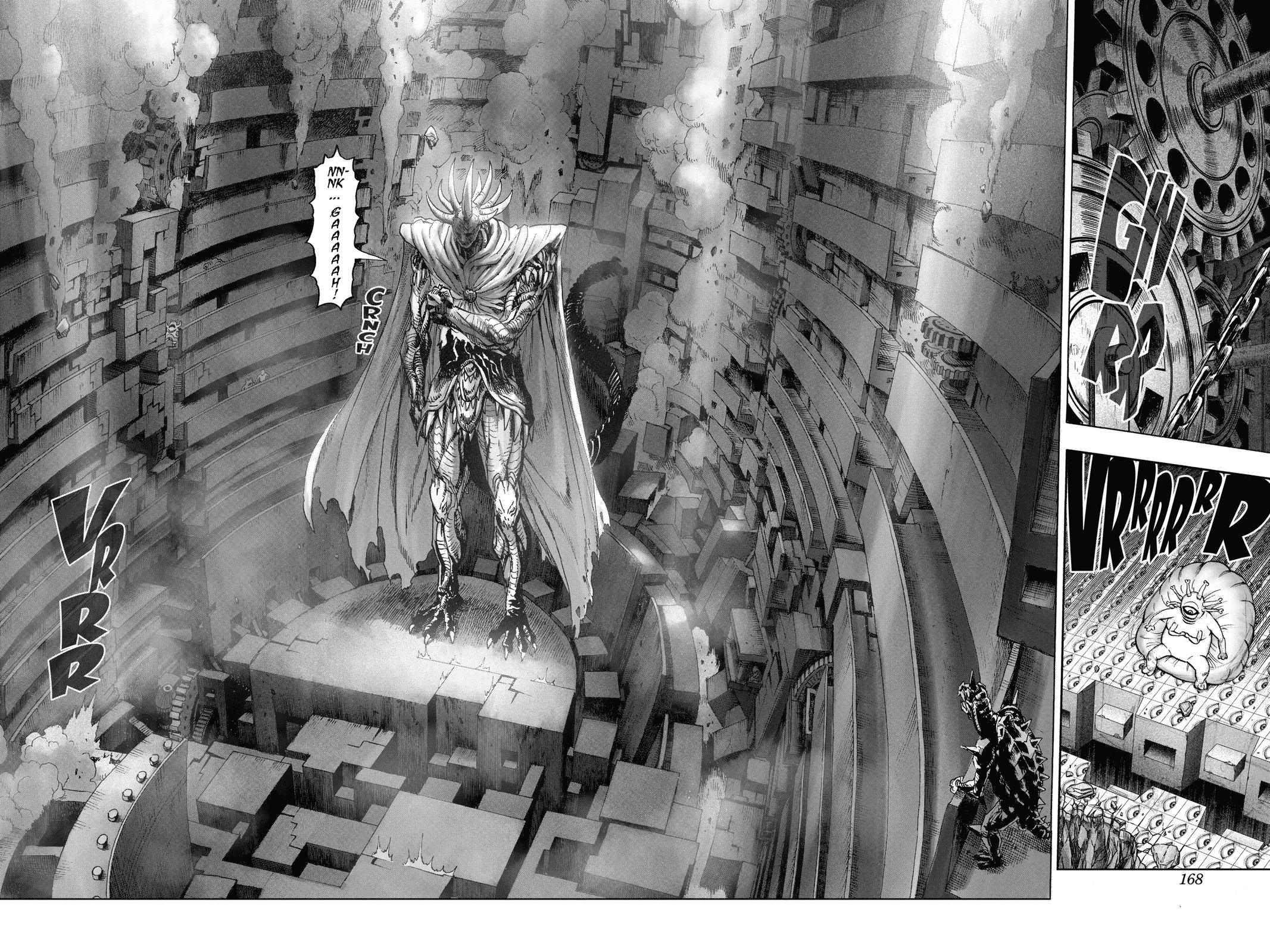 One-Punch Man, Chapter 94 image 024
